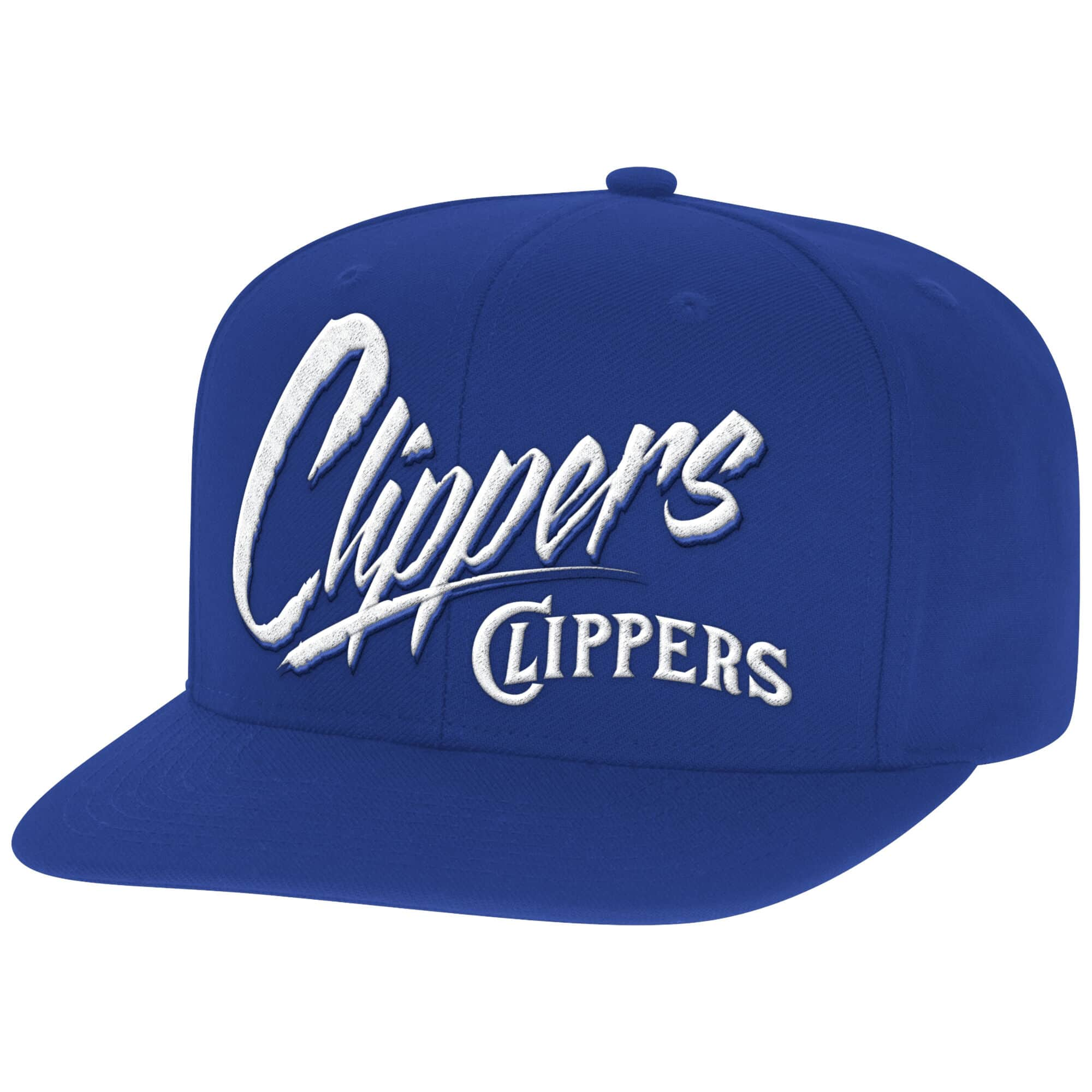 Vice Script Solid Snapback Los Angeles Clippers
