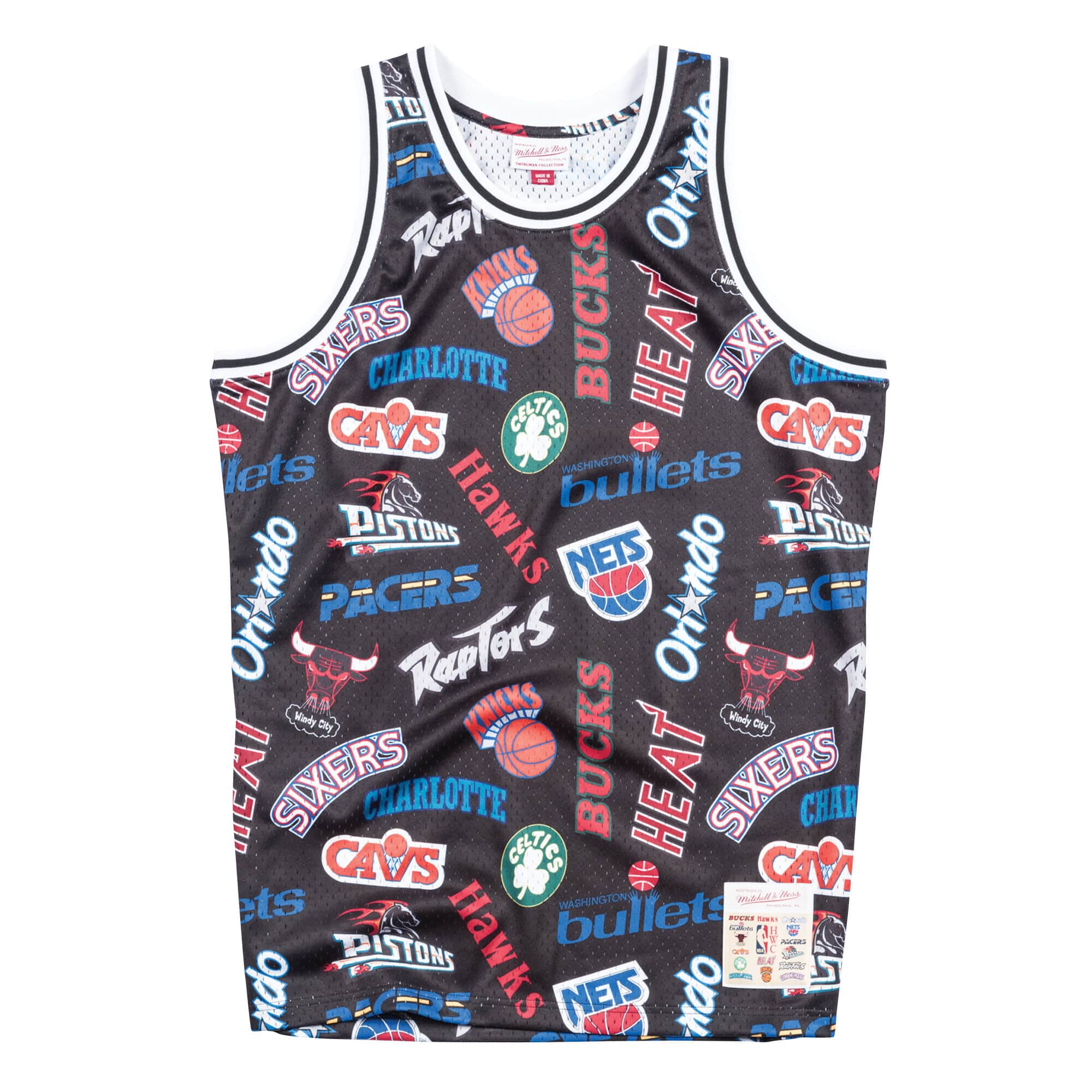 All-Over Eastern Swingman Jersey
