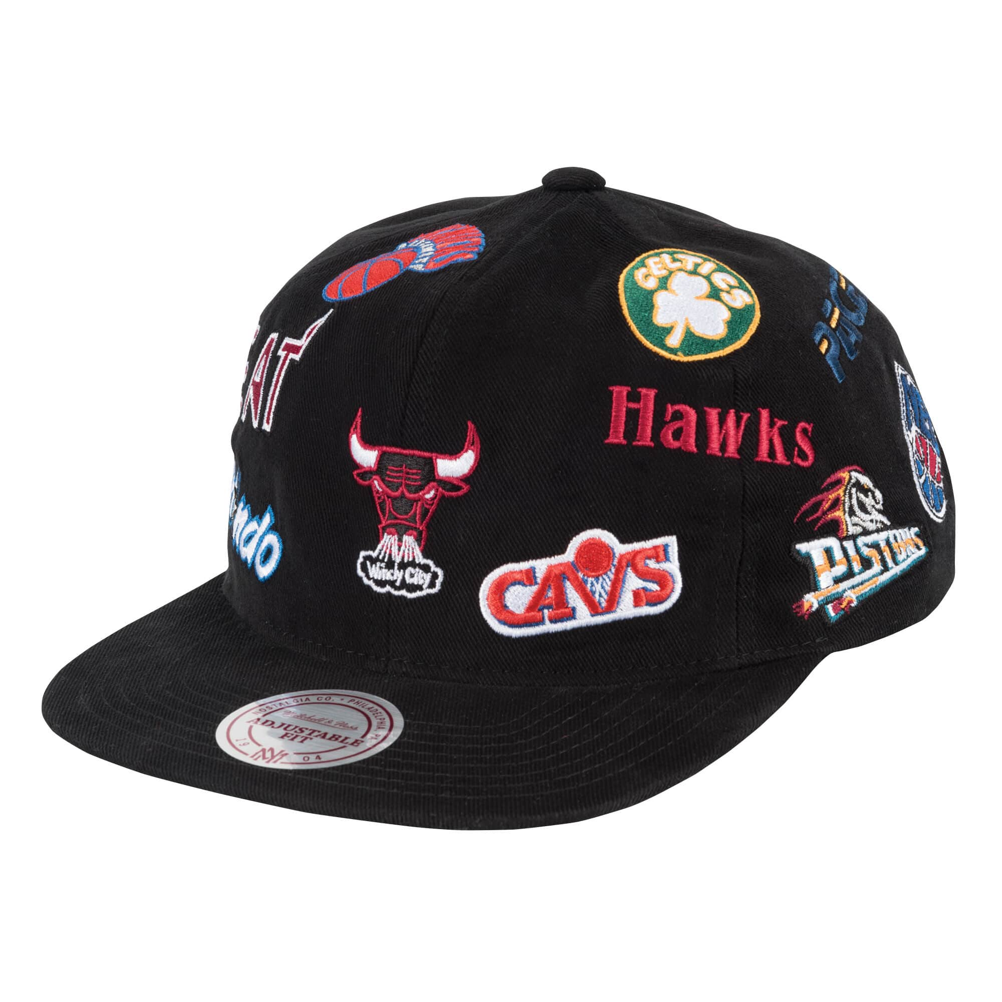 All-Over Deadstock East Snapback