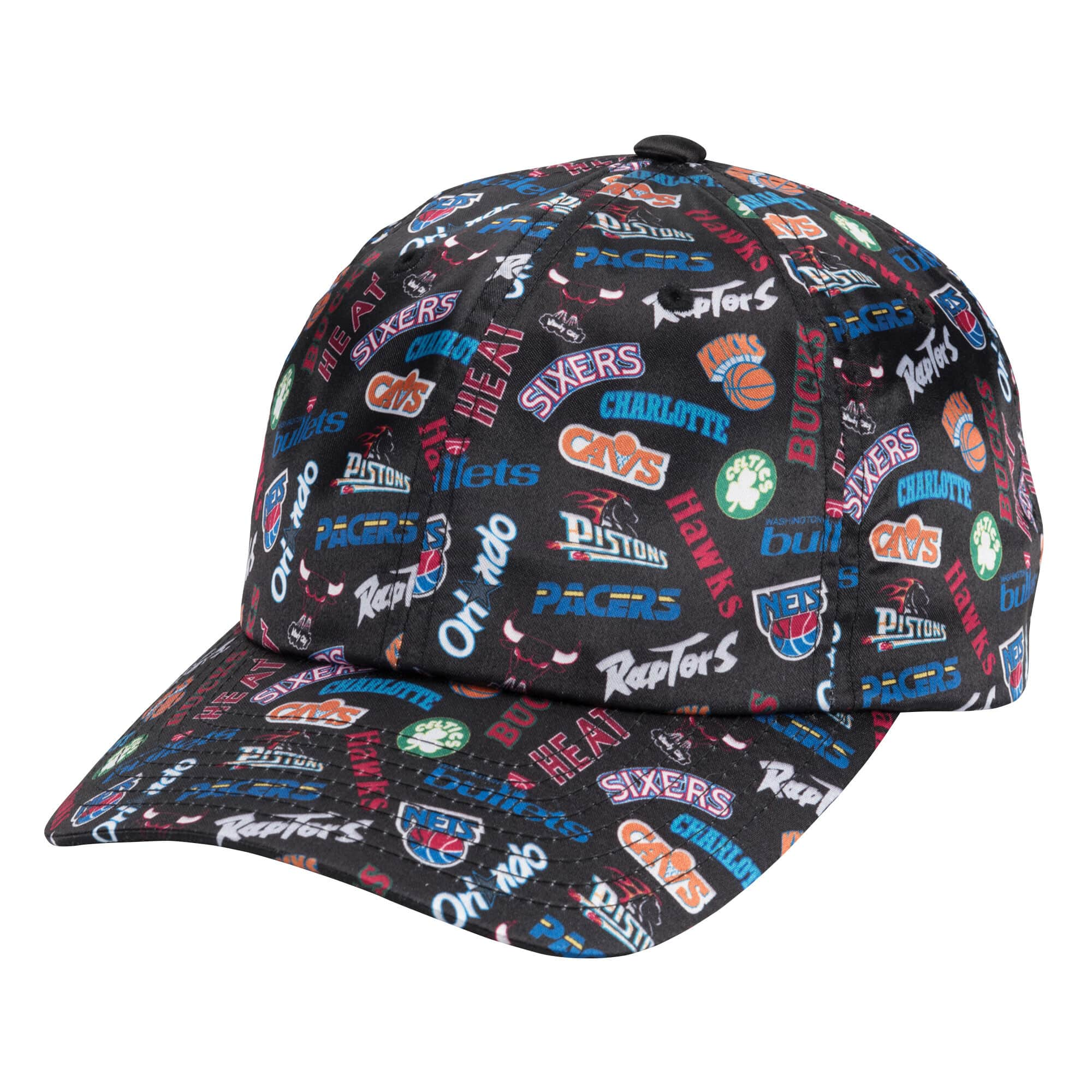 All-Over Dad Cap Strapback