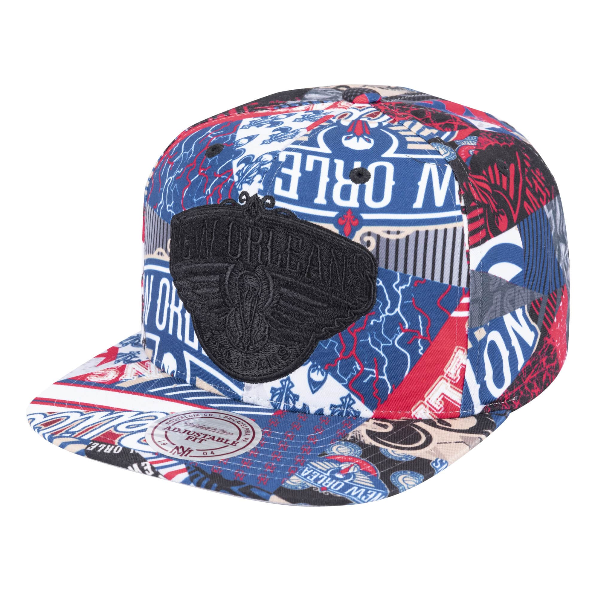 Paysage Snapback New Orleans Pelicans