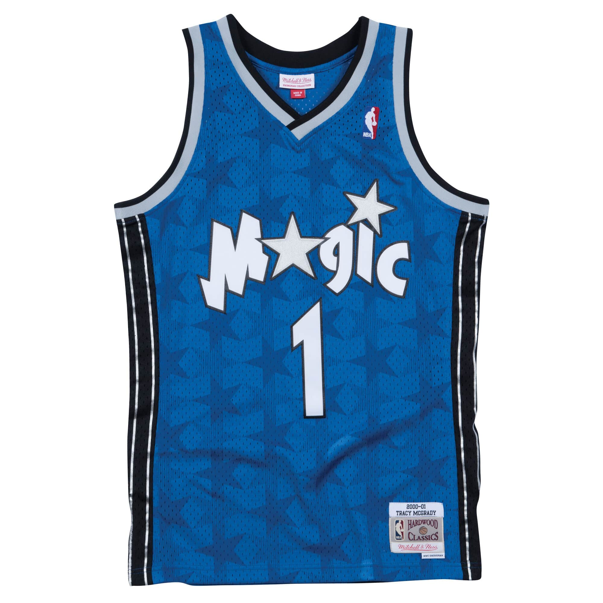 Swingman Jersey Orlando Magic Road 2000-01 Tracy Mcgrady