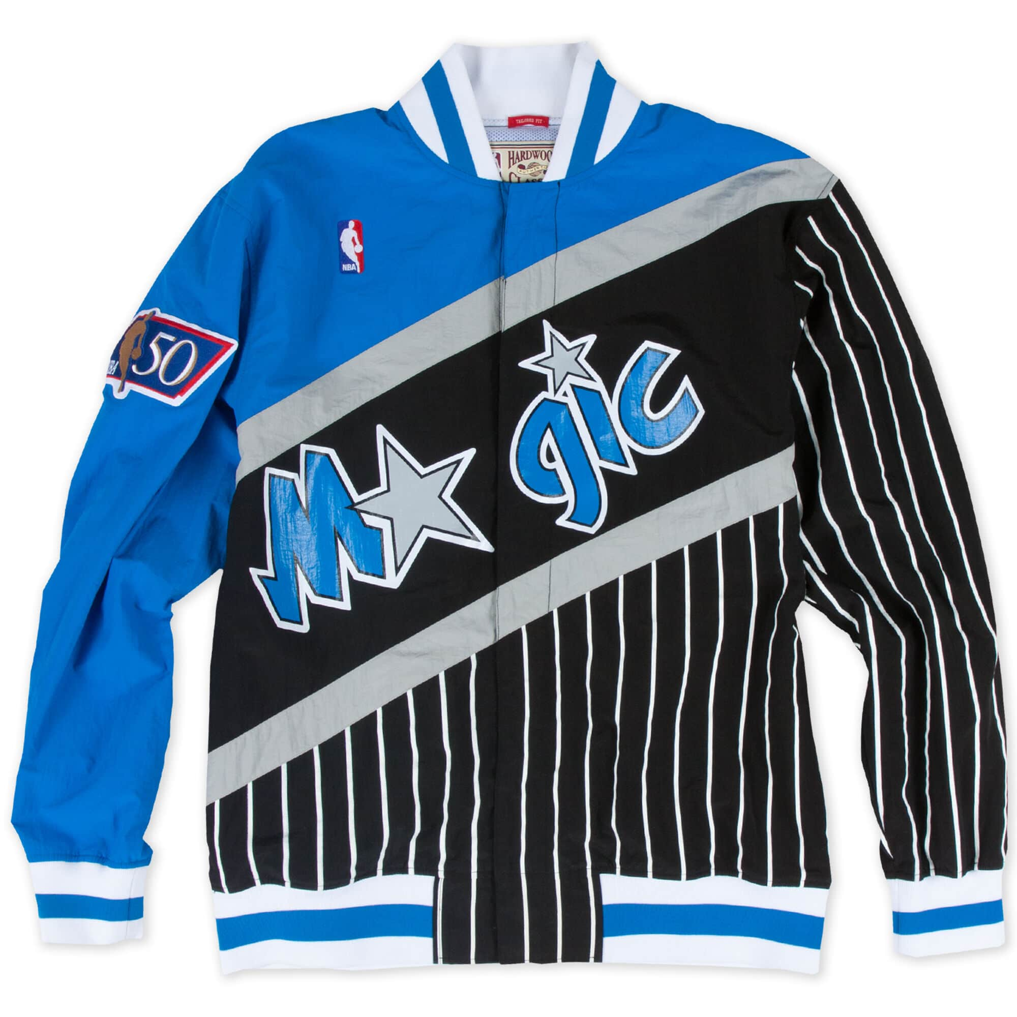 Authentic Warm Up Jacket Orlando Magic 1996-97
