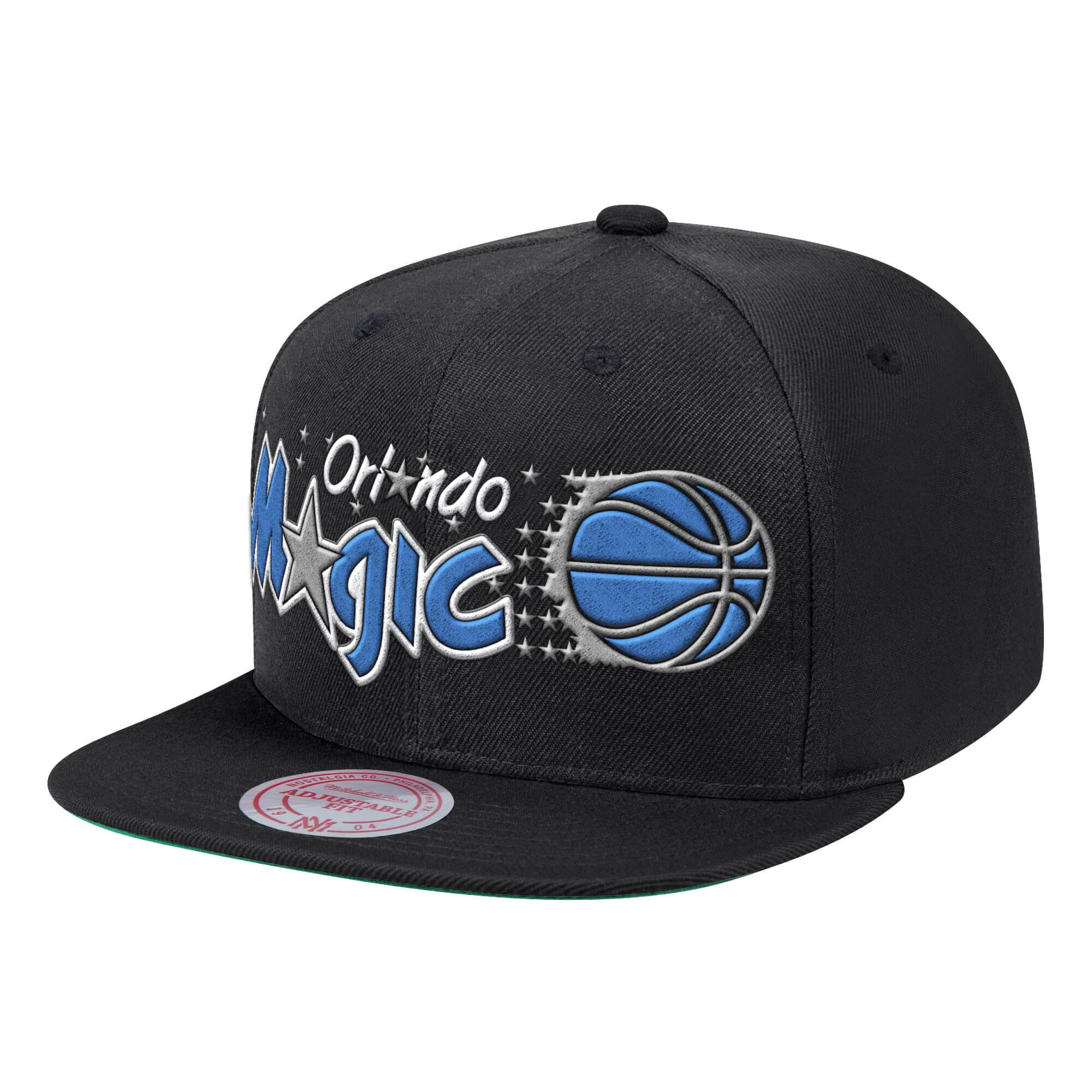 Wool Solid Snapback Orlando Magic