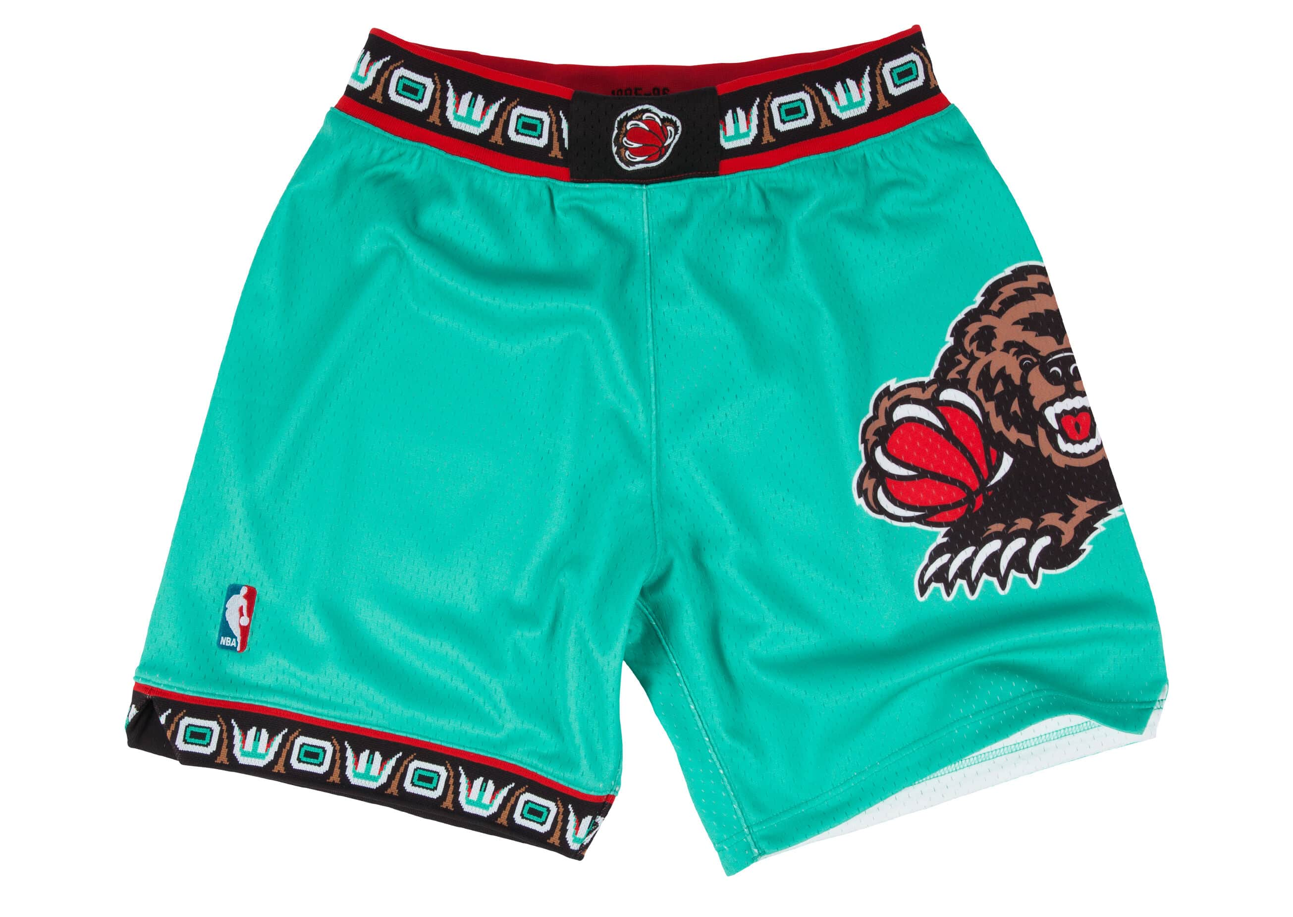 1995-96 Authentic Shorts Vancouver Grizzlies