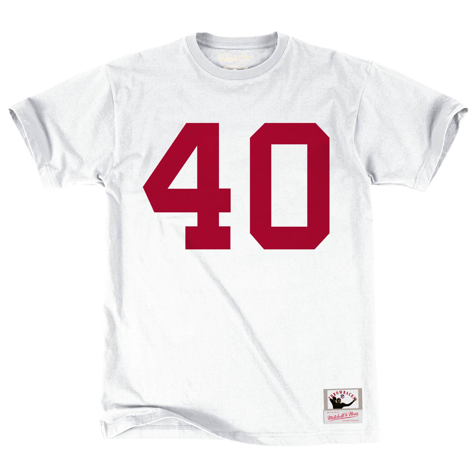 Pat Tillman Name & Number Tee Arizona Cardinals