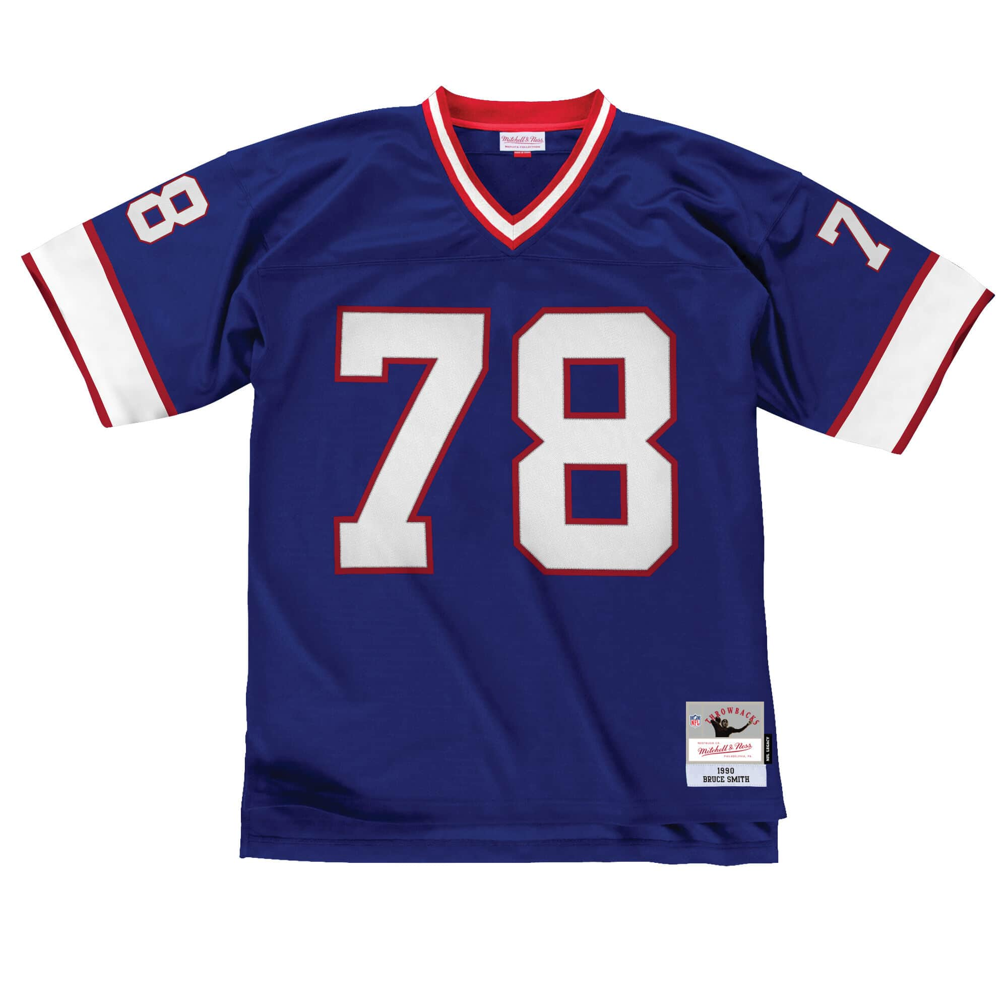 Bruce Smith 1990 Buffalo Bills Legacy Jersey
