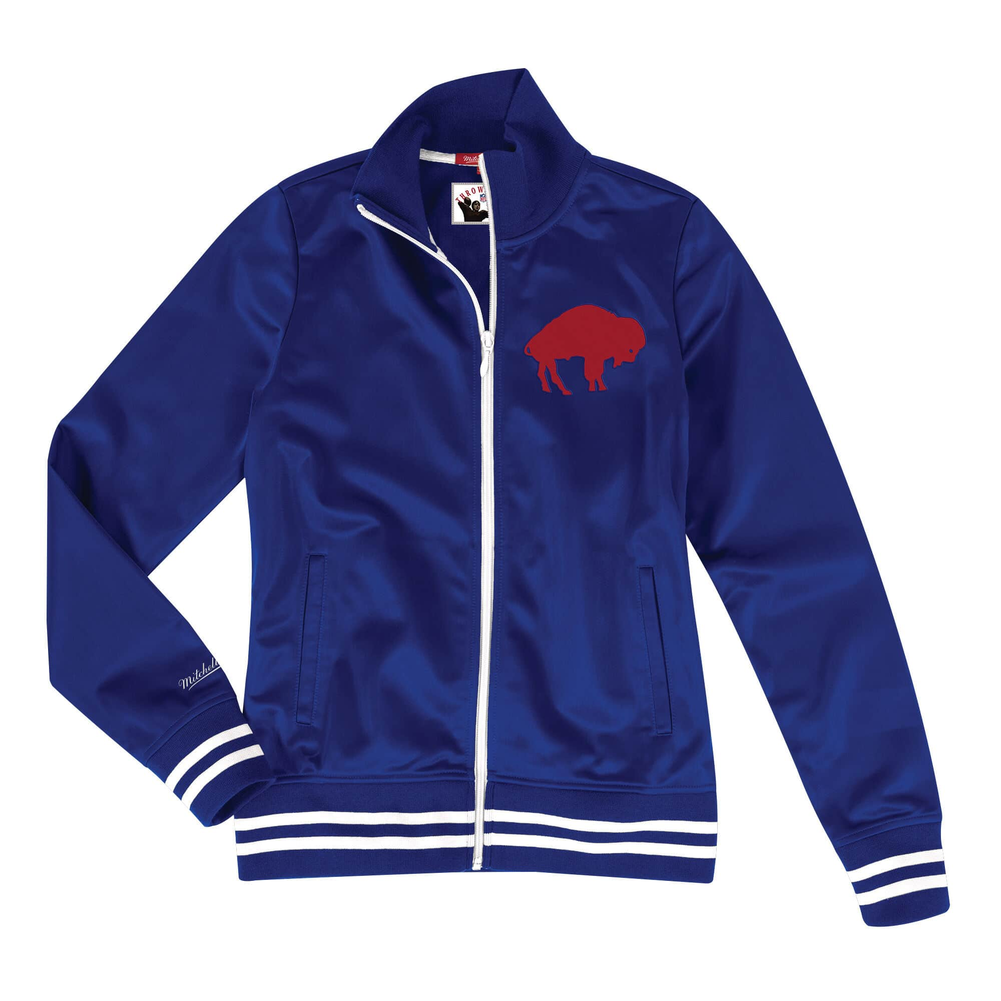 Women's Track Jacket Buffalo Bills