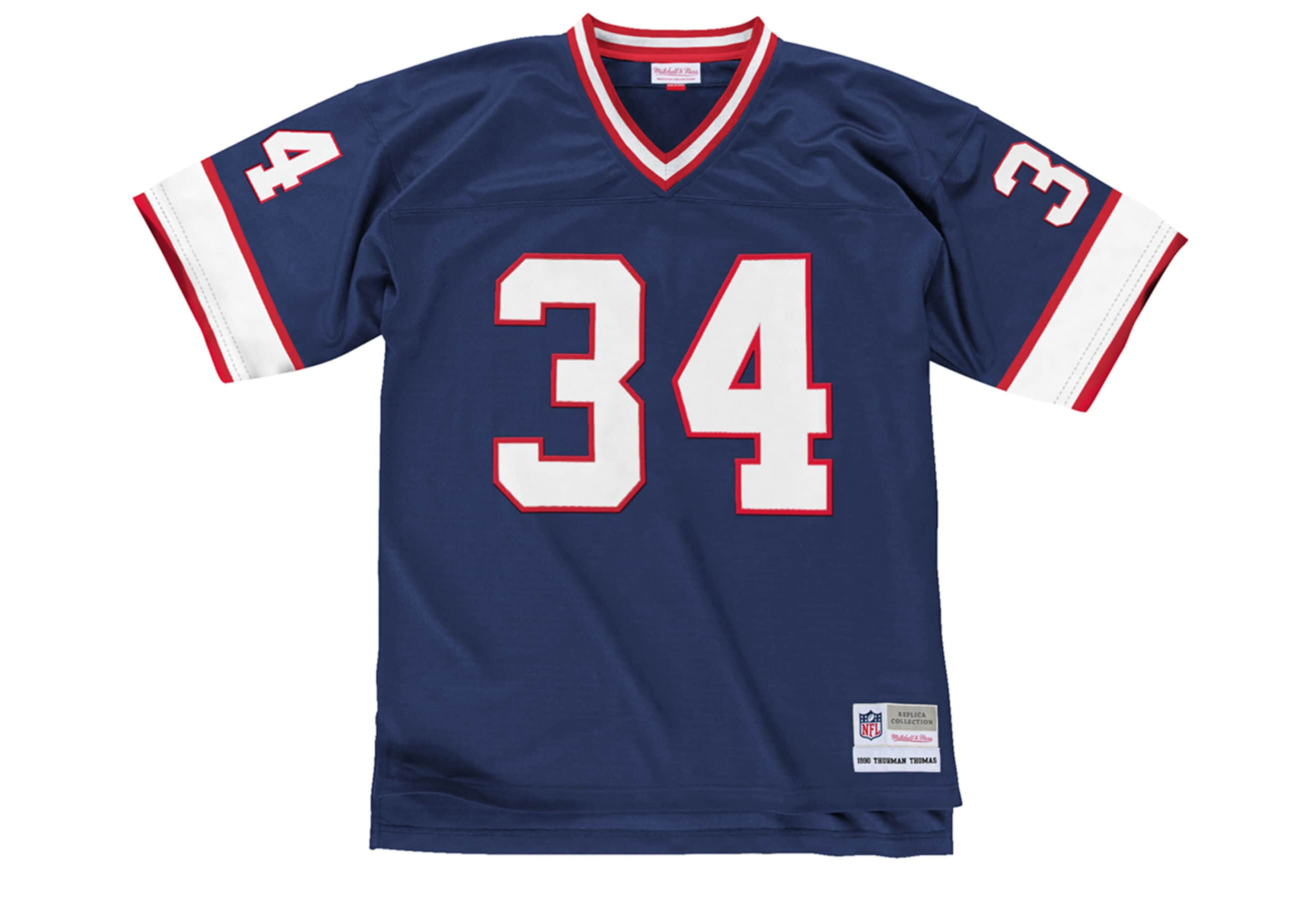Thurman Thomas 1990 Legacy Jersey Buffalo Bills