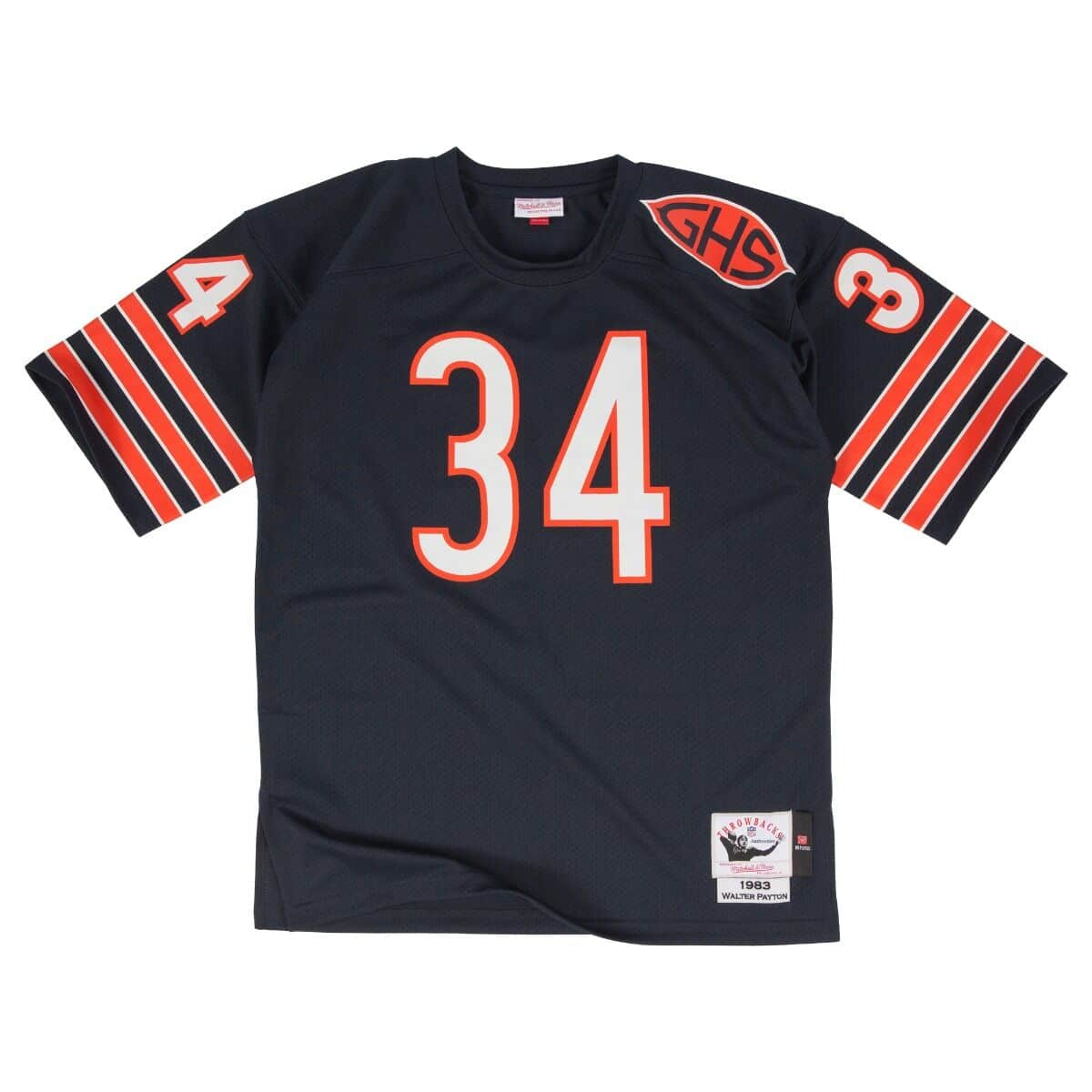 Walter Payton 1983 Authentic Jersey Chicago Bears