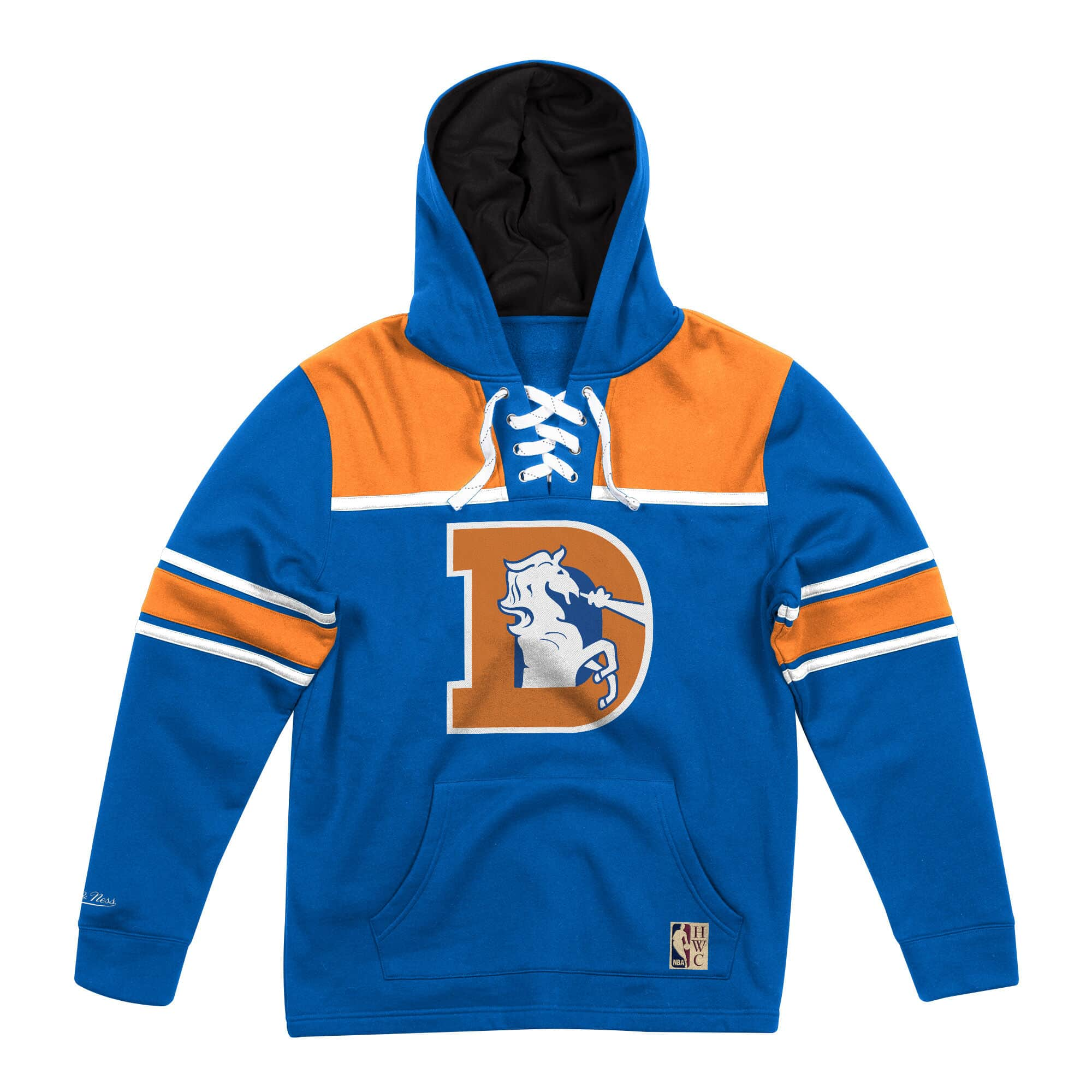 Hockey Hood Fleece Denver Broncos