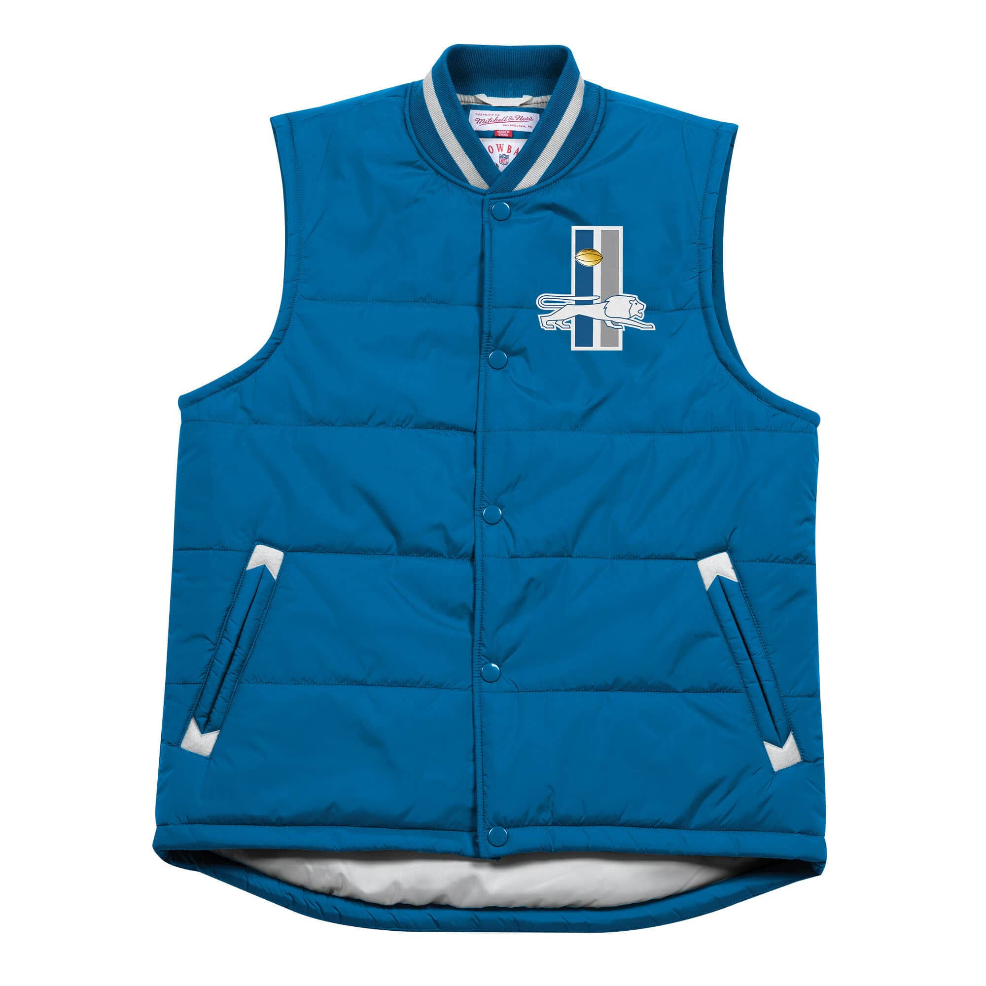 Amazing Catch Vest Detroit Lions