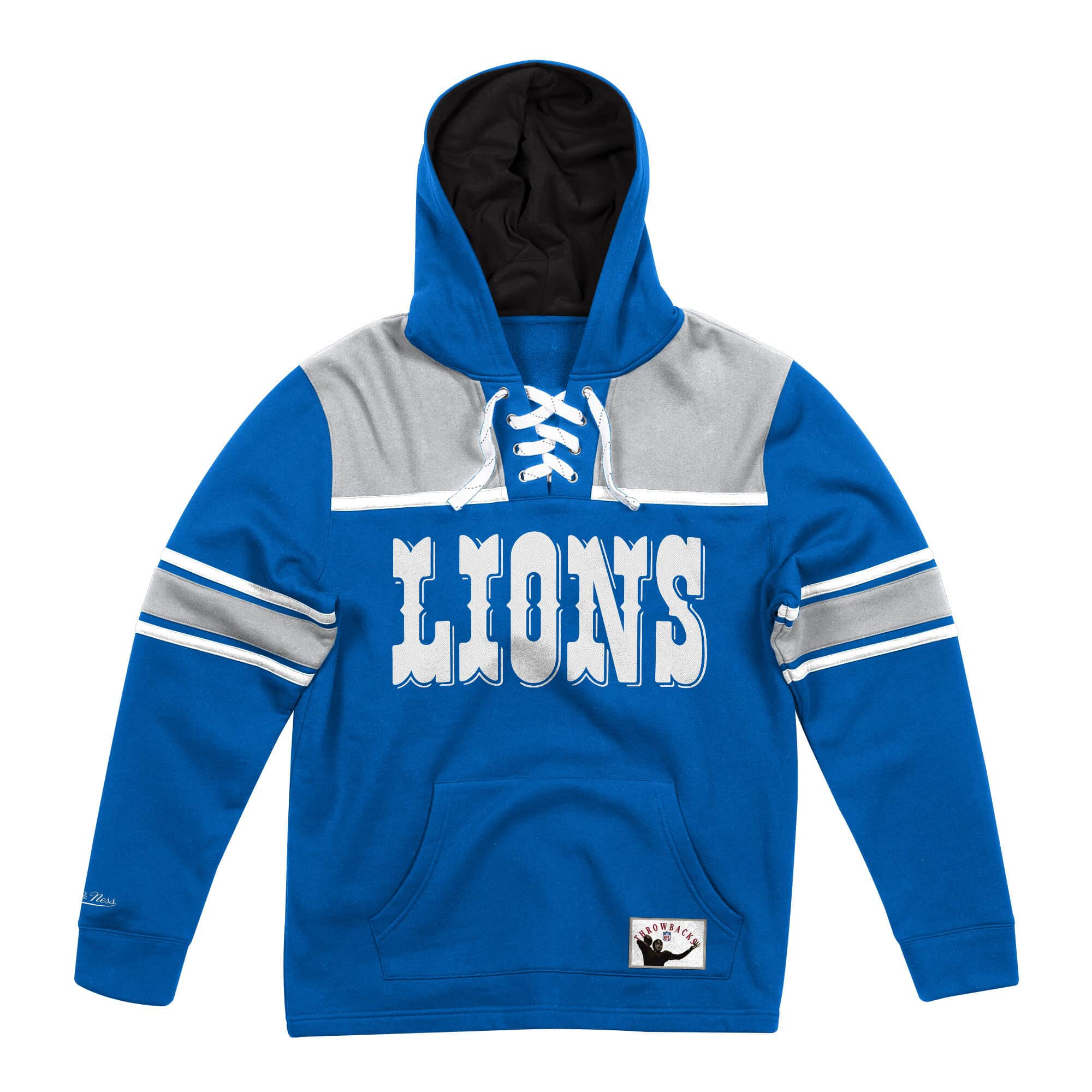 Hockey Hood Fleece Detroit Lions