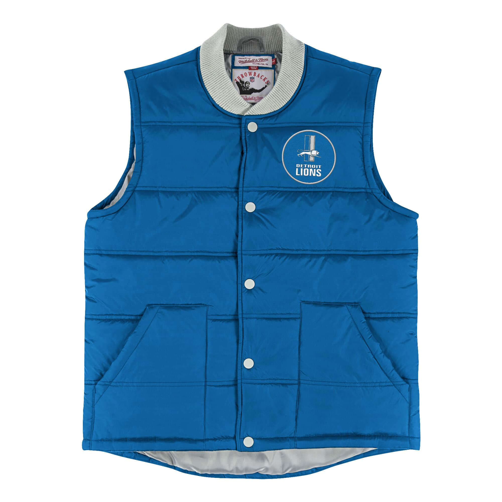 Play Clock Vest Detroit Lions