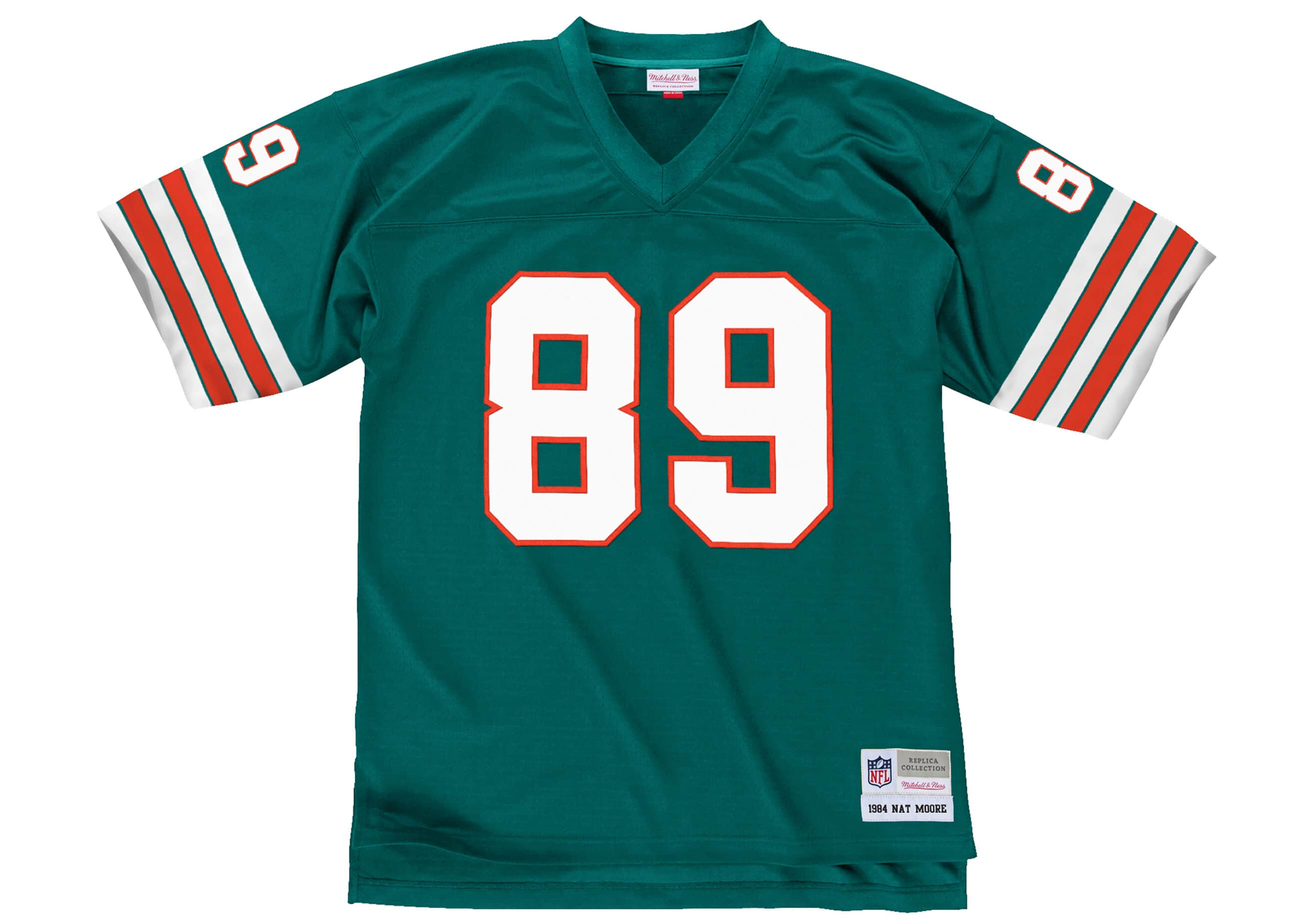 Nat Moore 1984 Legacy Jersey Miami Dolphins