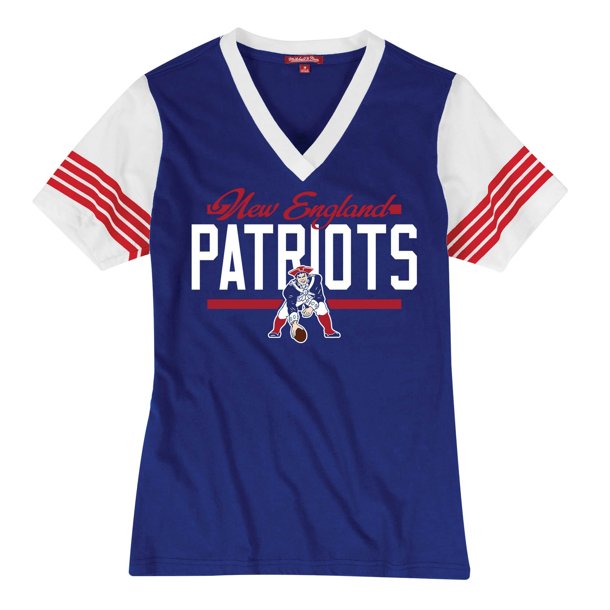 Women's MVP Tee New England Patriots