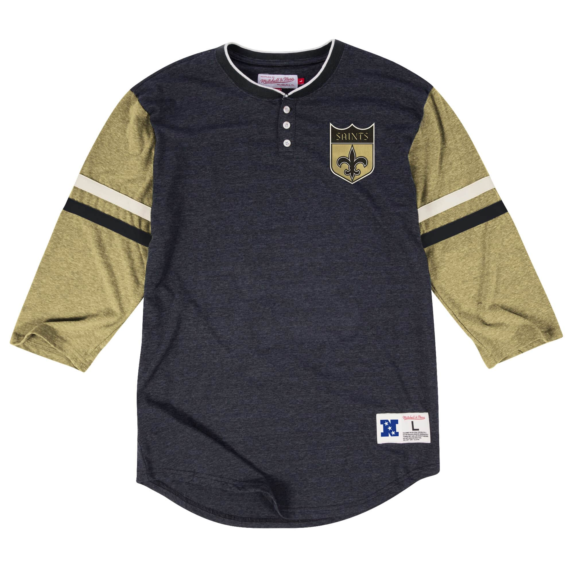 Hot New Orleans Saints : Gravel City Adventure & Supply Co. Licensed