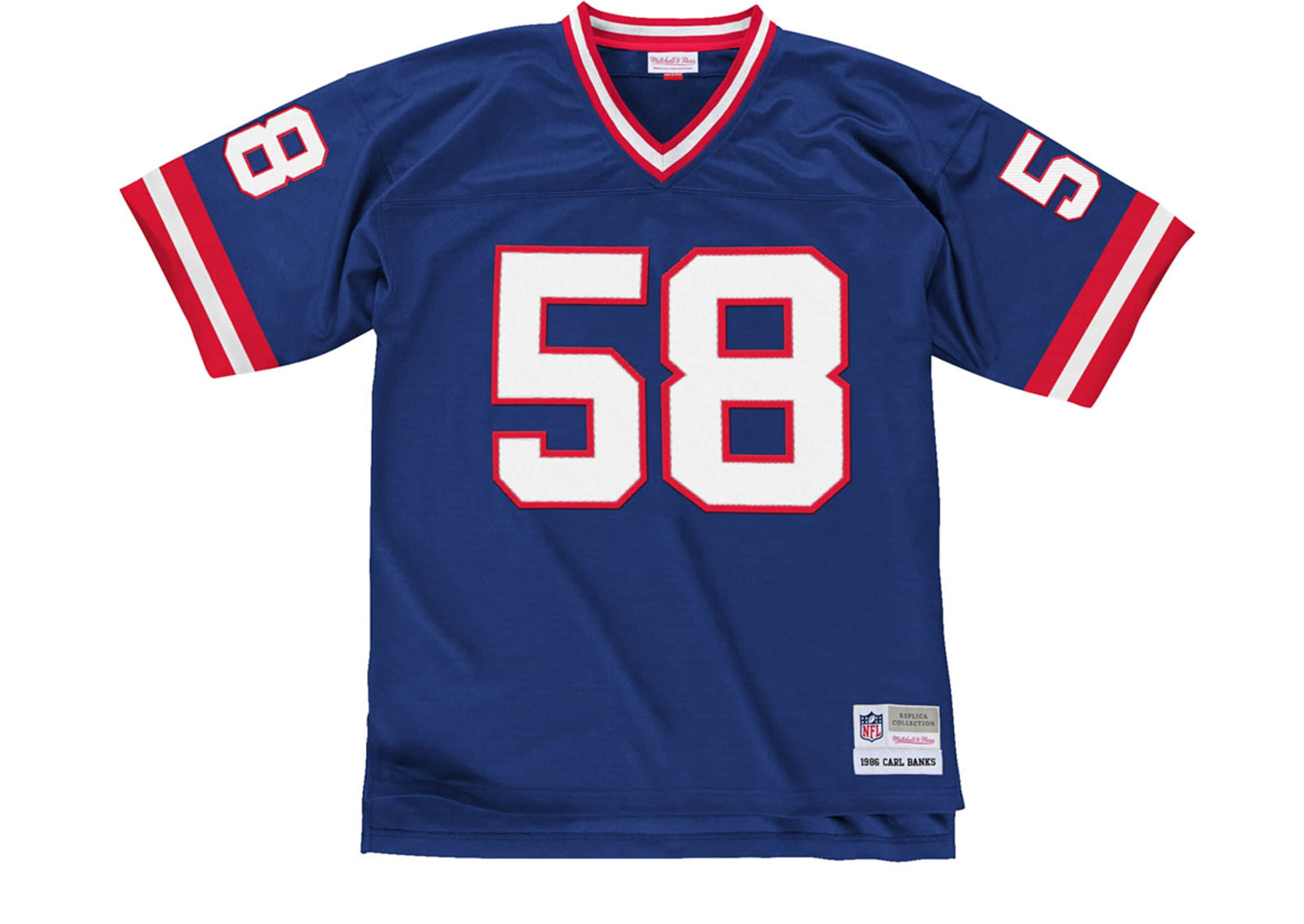 Carl Banks 1986 Legacy Jersey New York Giants