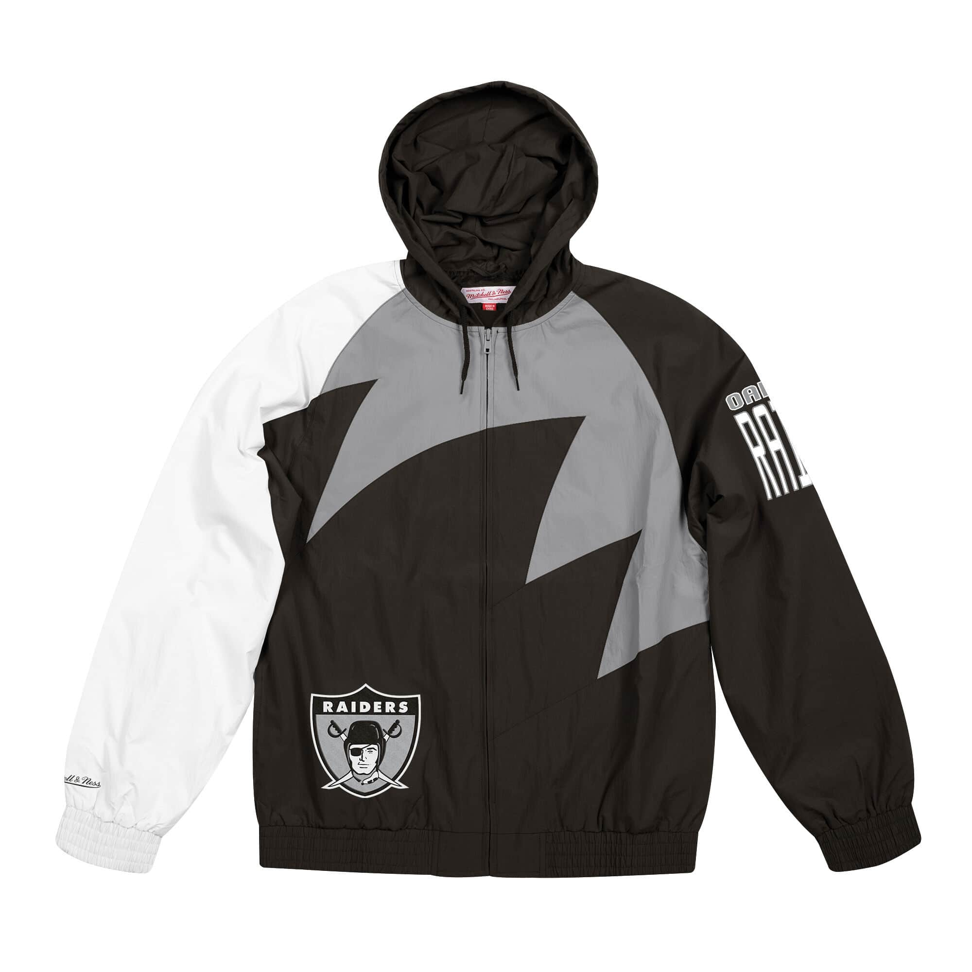 Shark Tooth Jacket Oakland Raiders