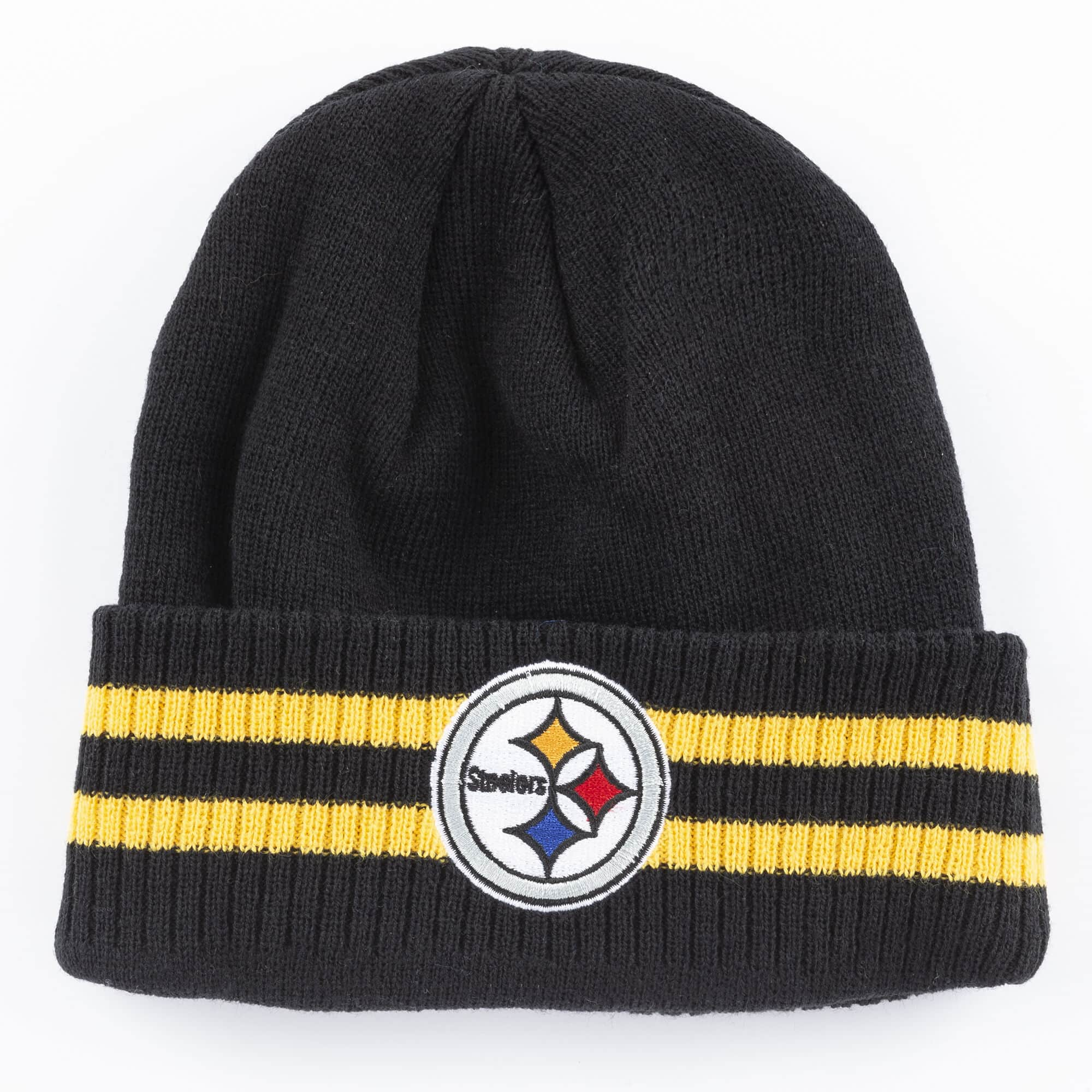 Cuffed Knit Pittsburgh Steelers