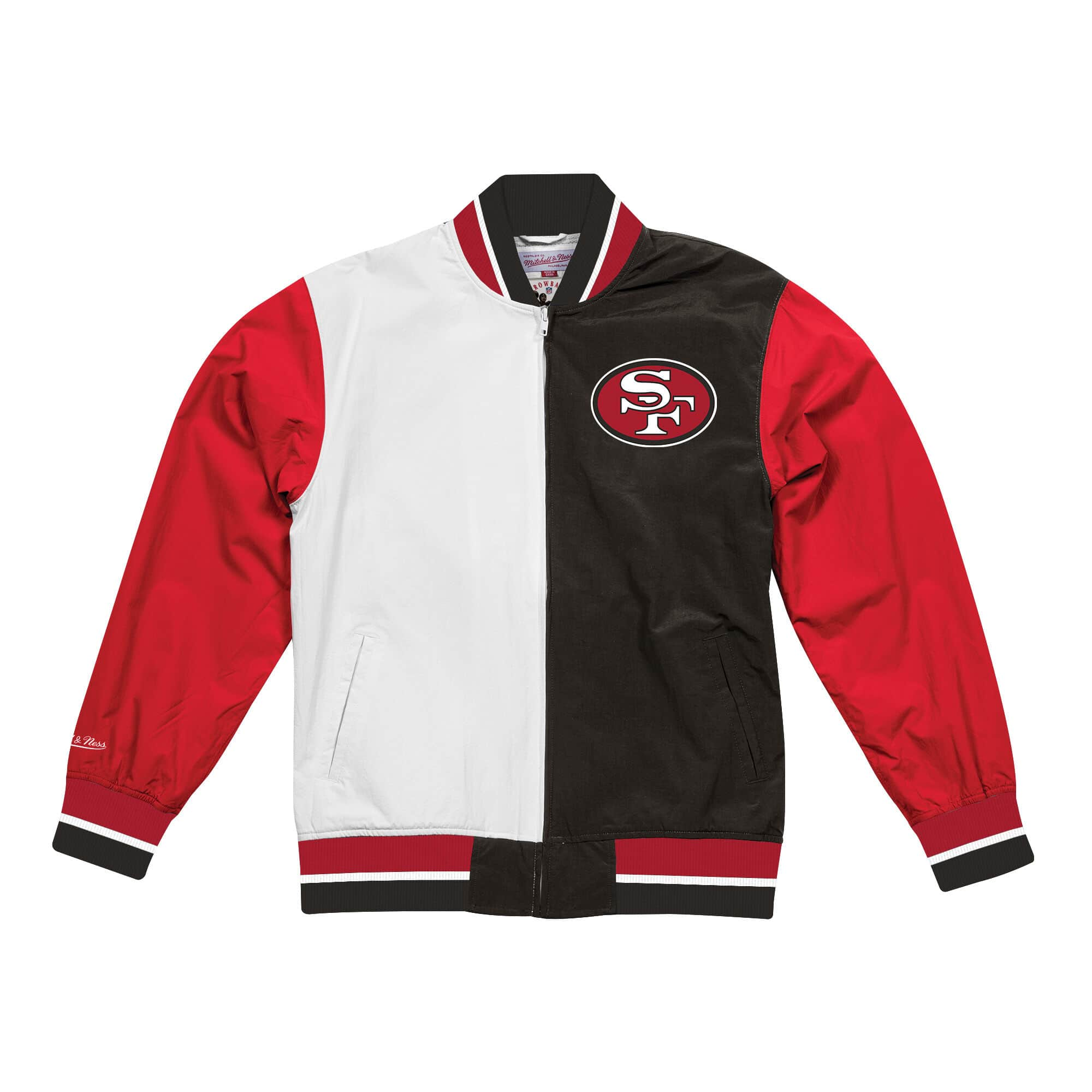 Team History Warm Up Jacket 2.0 San Francisco 49ers