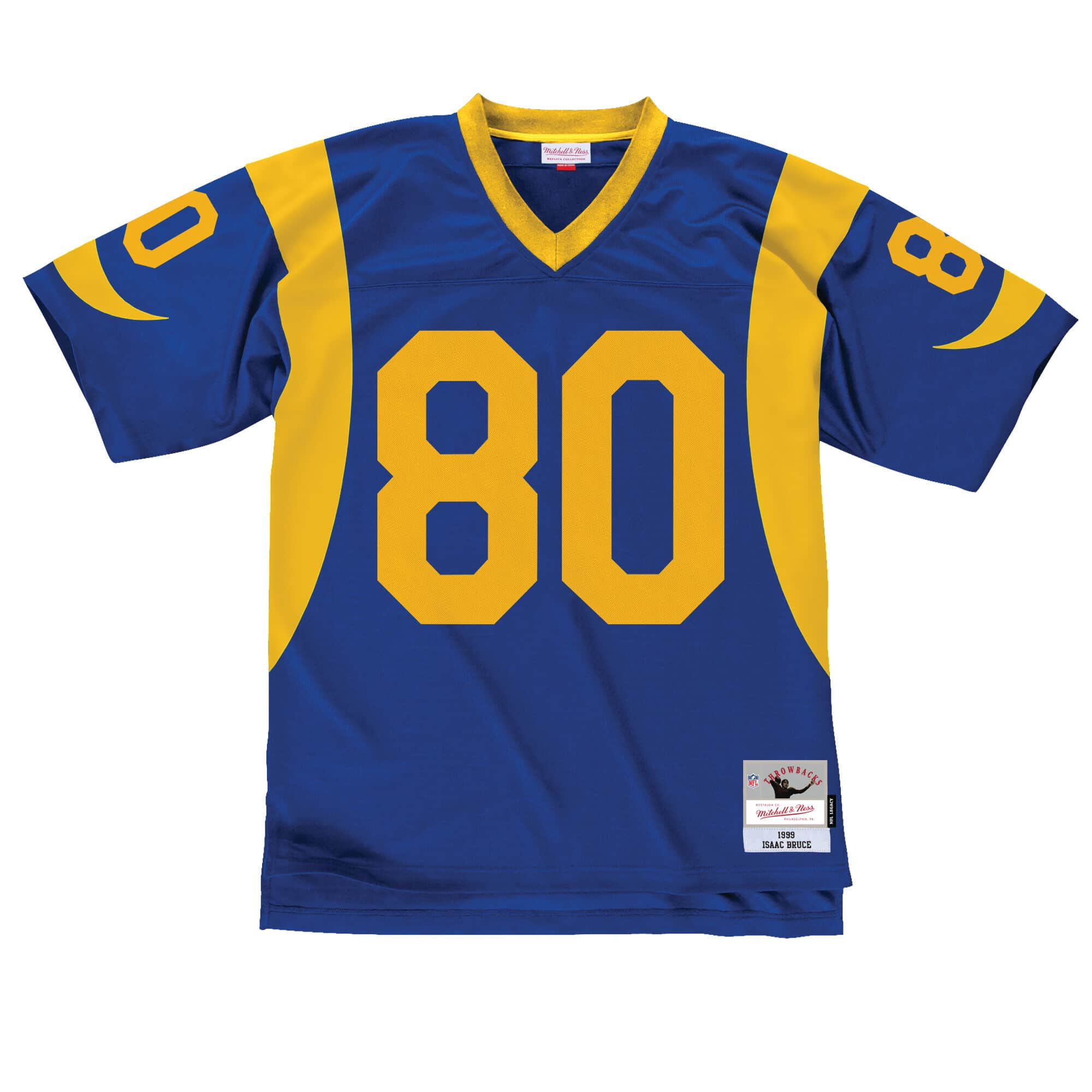 Isaac Bruce 1999 St. Louis Rams Legacy Jersey