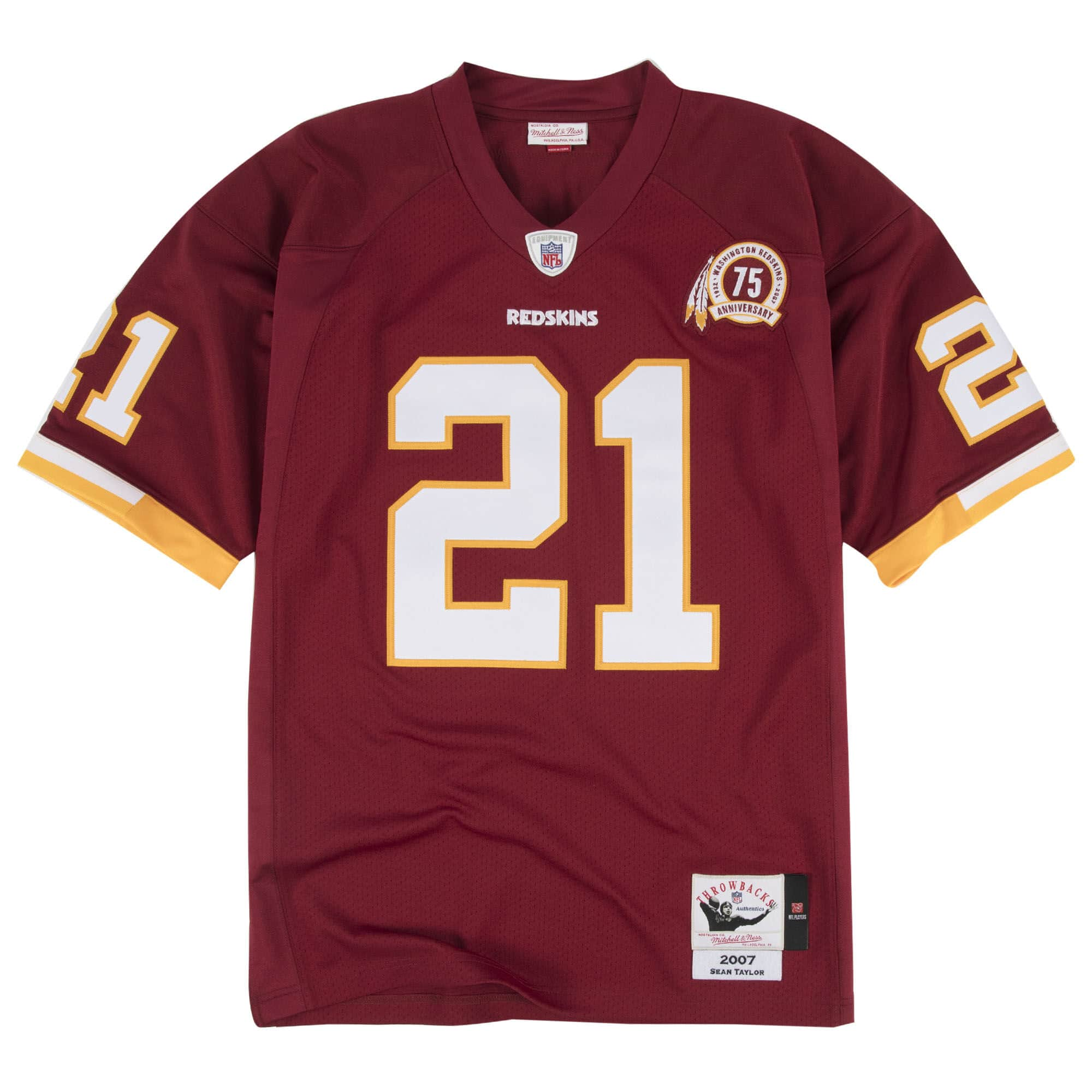 Sean Taylor Authentic Jersey 2007 Washington Redskins