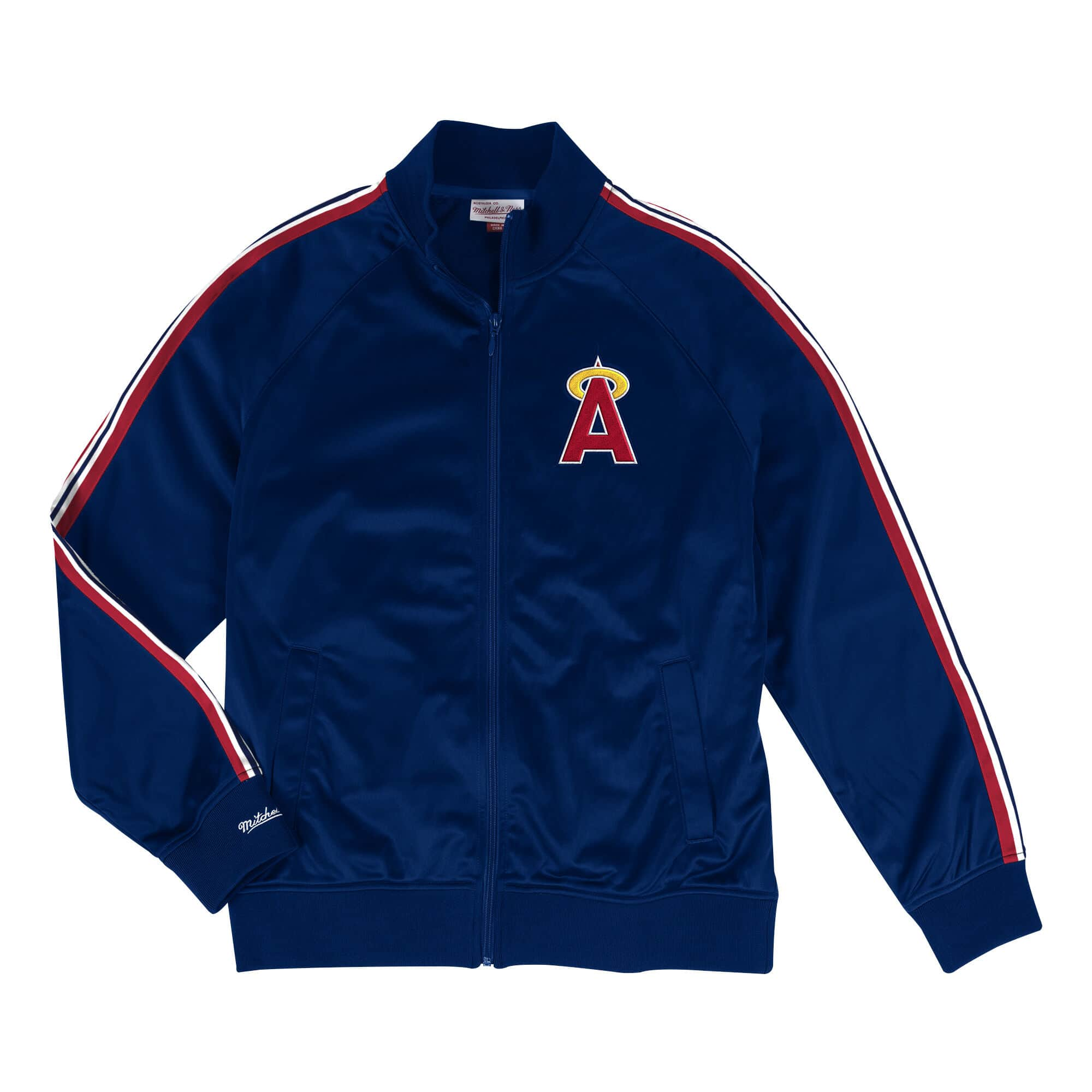 Track Jacket California Angels