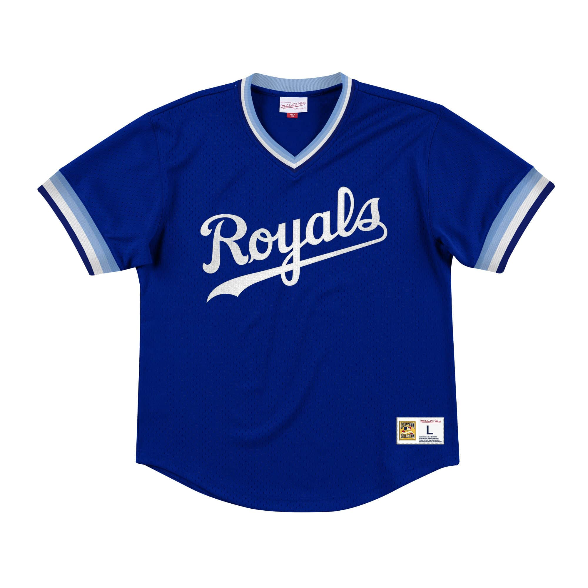 Mesh V-Neck Kansas City Royals