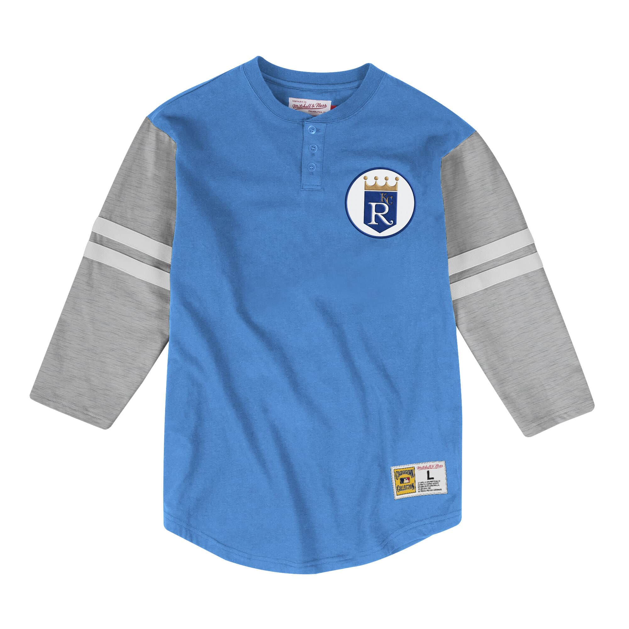Team Logo Henley Kansas City Royals