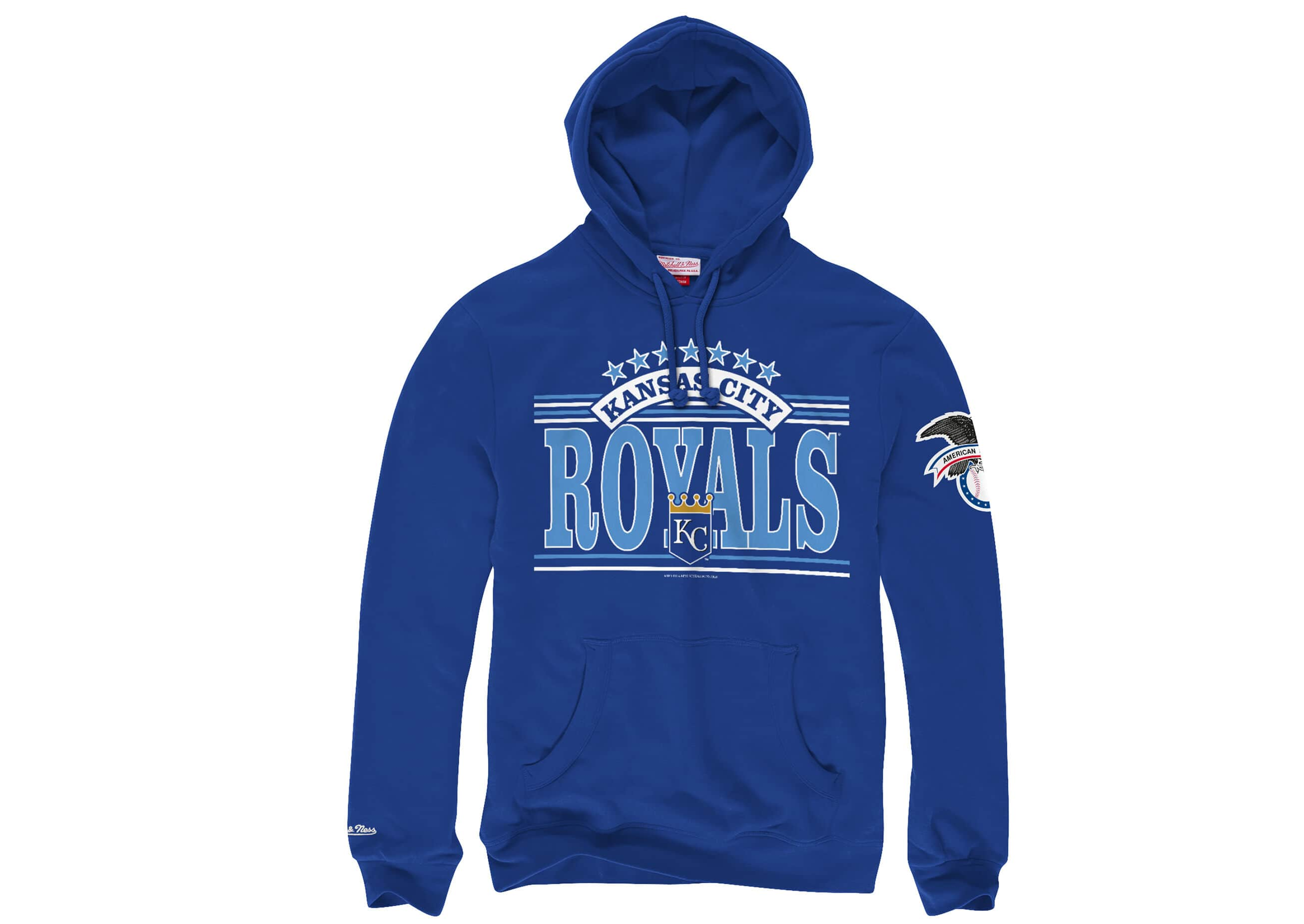 Take Your base Pullover Hoody Kansas City Royals