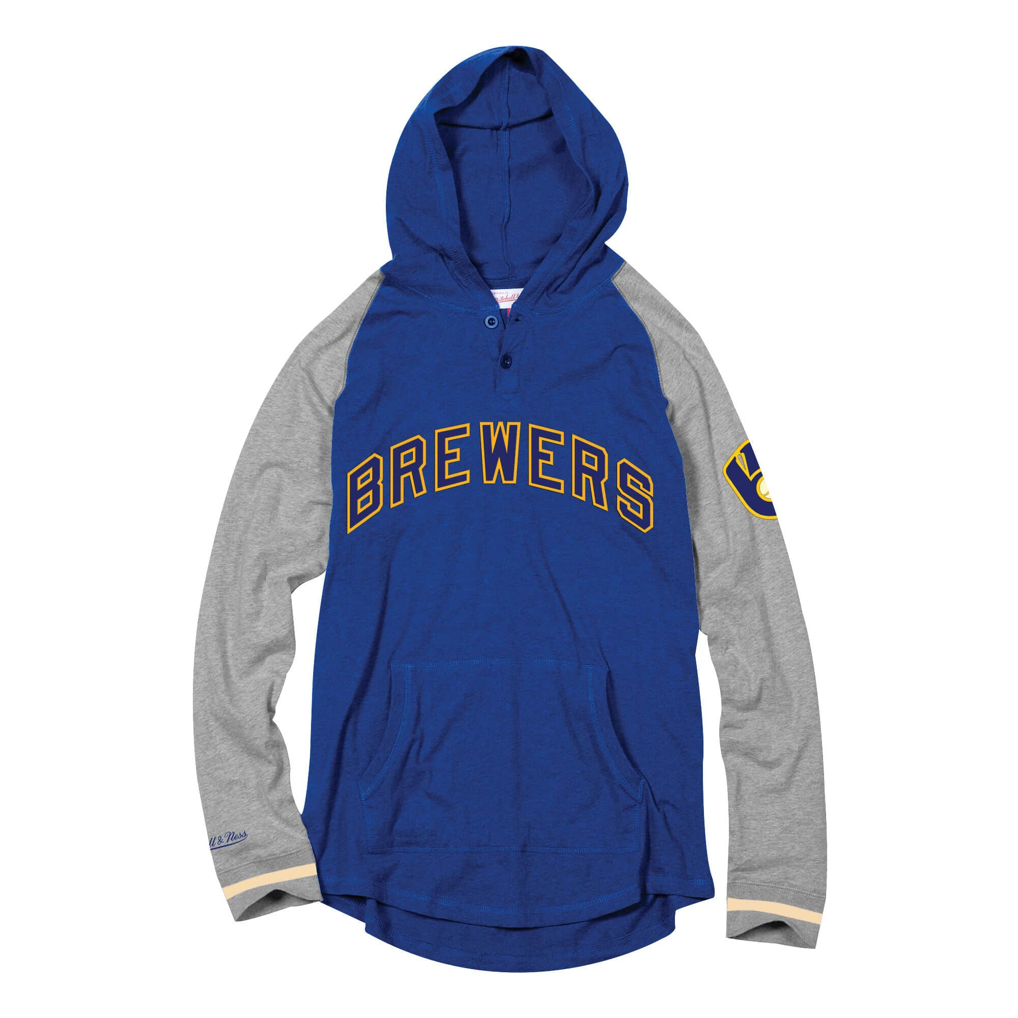 Slugfest Lightweight Hoody Milwaukee Brewers
