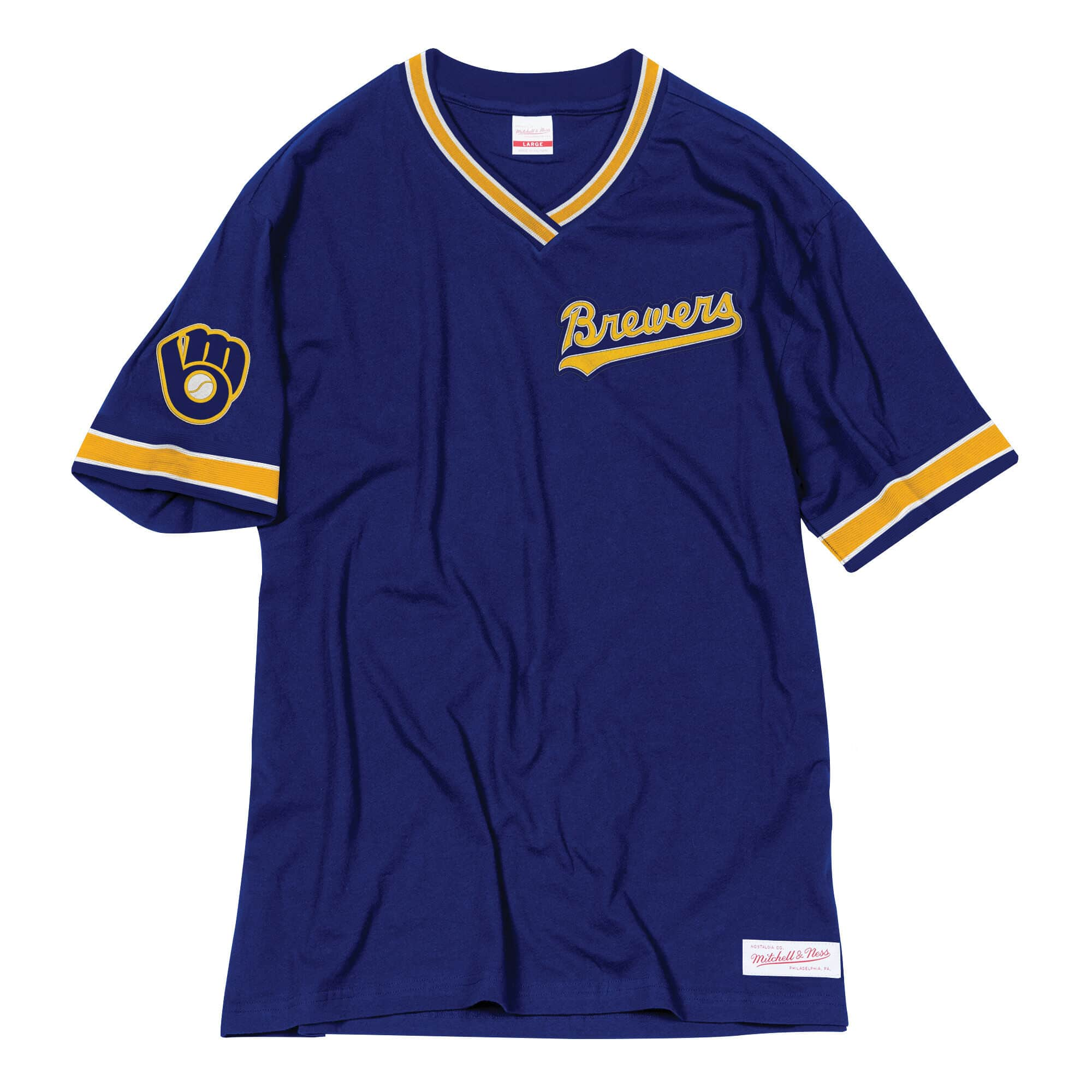 Overtime Win Vintage Tee 2.0 Milwaukee Brewers