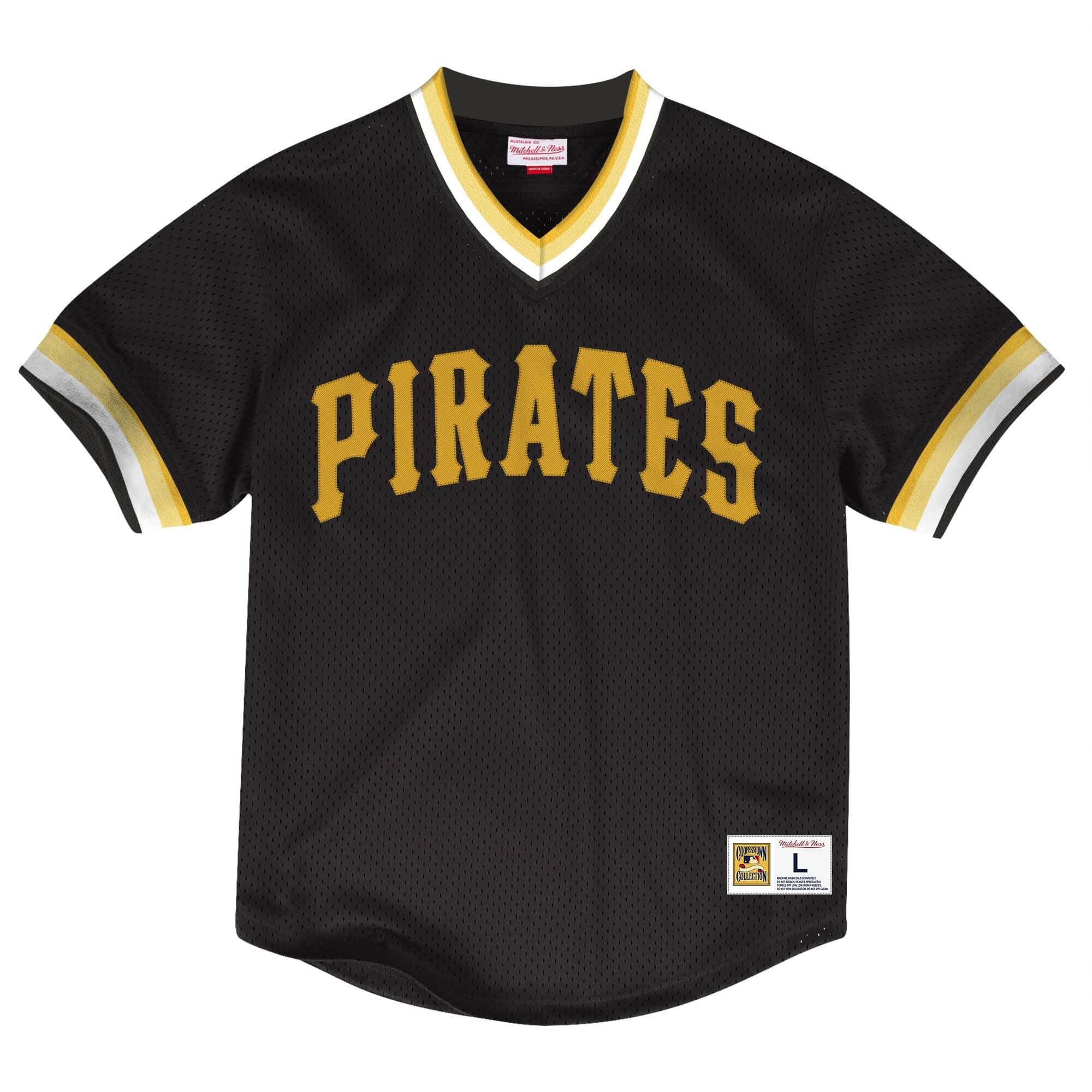Mesh V-Neck Pittsburgh Pirates