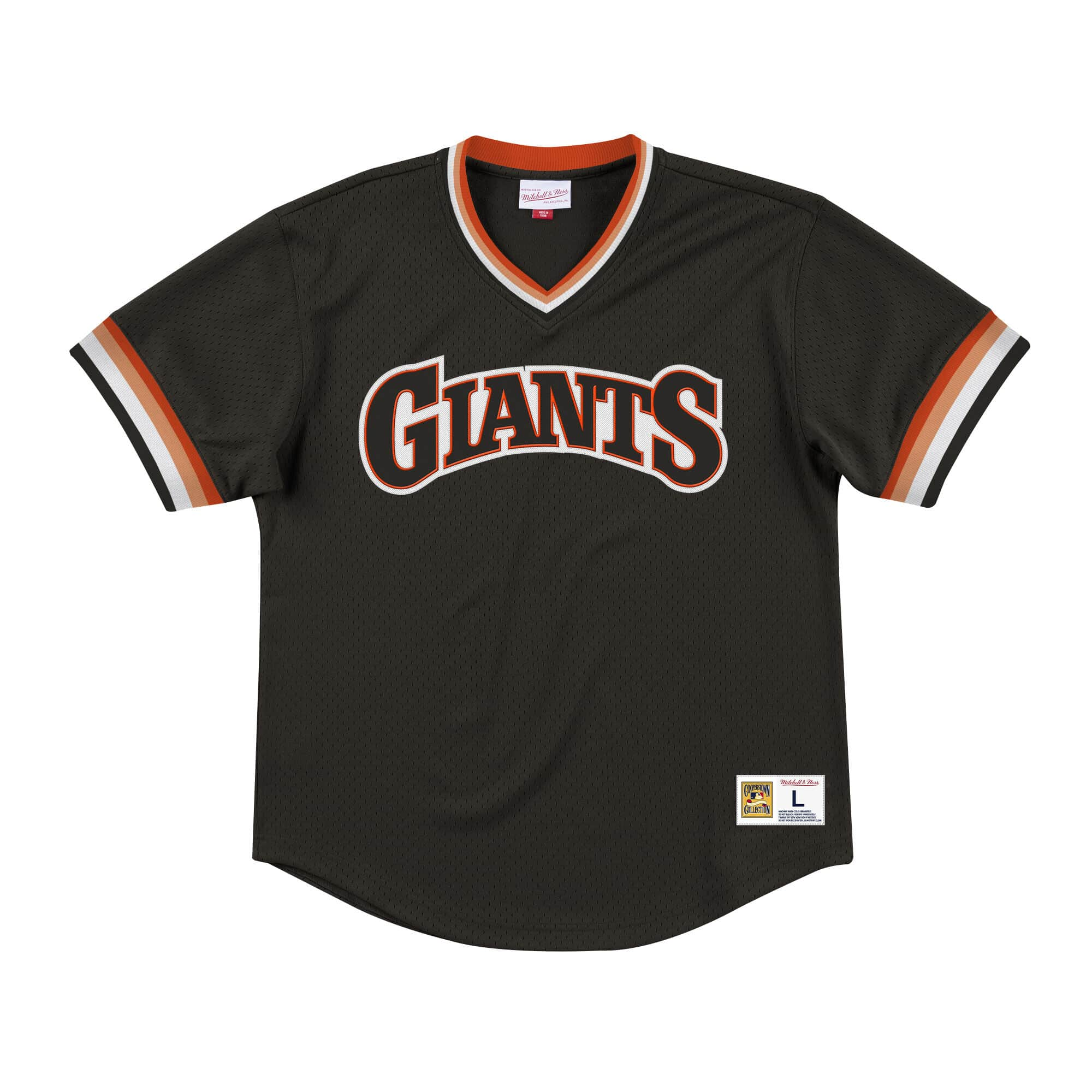 Mesh V-Neck San Francisco Giants