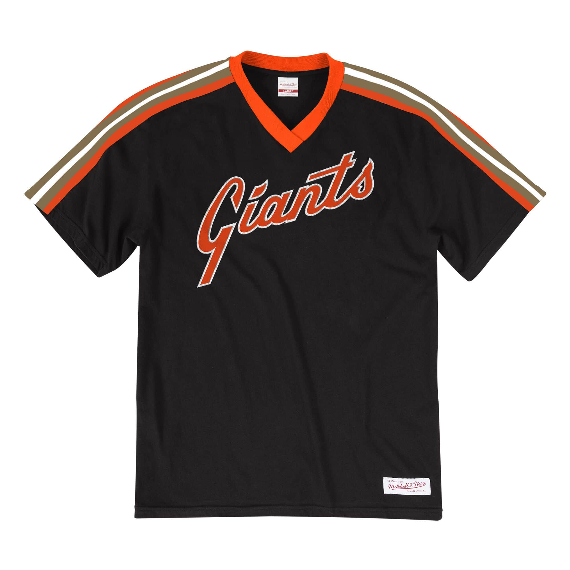 Overtime Win V-Neck Tee San Francisco Giants