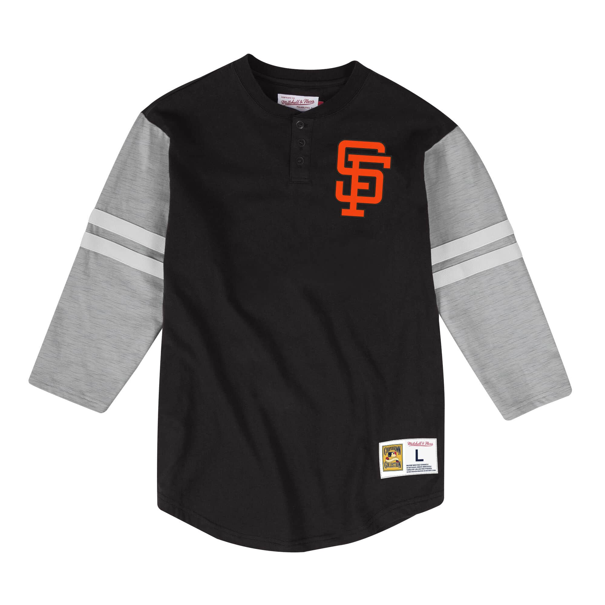 Team Logo Henley San Francisco Giants