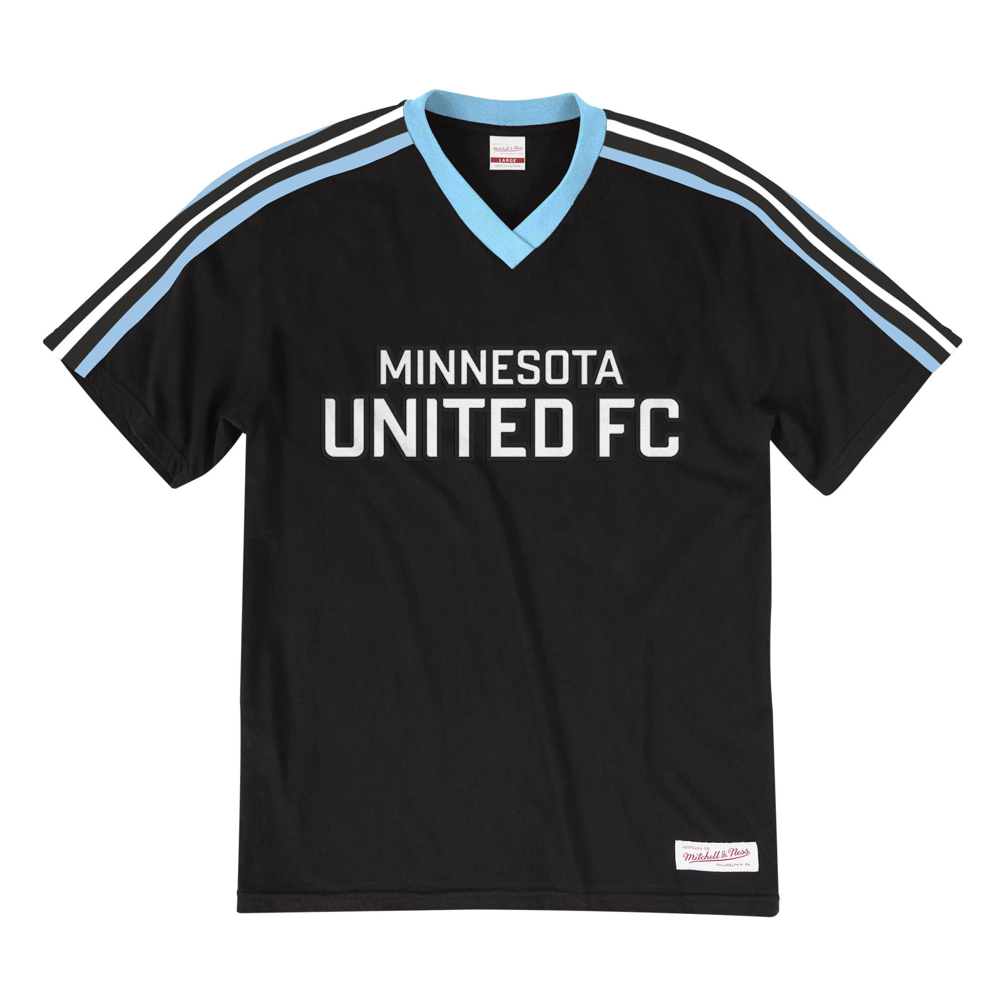 Overtime Win V-Neck Tee Minnesota United FC