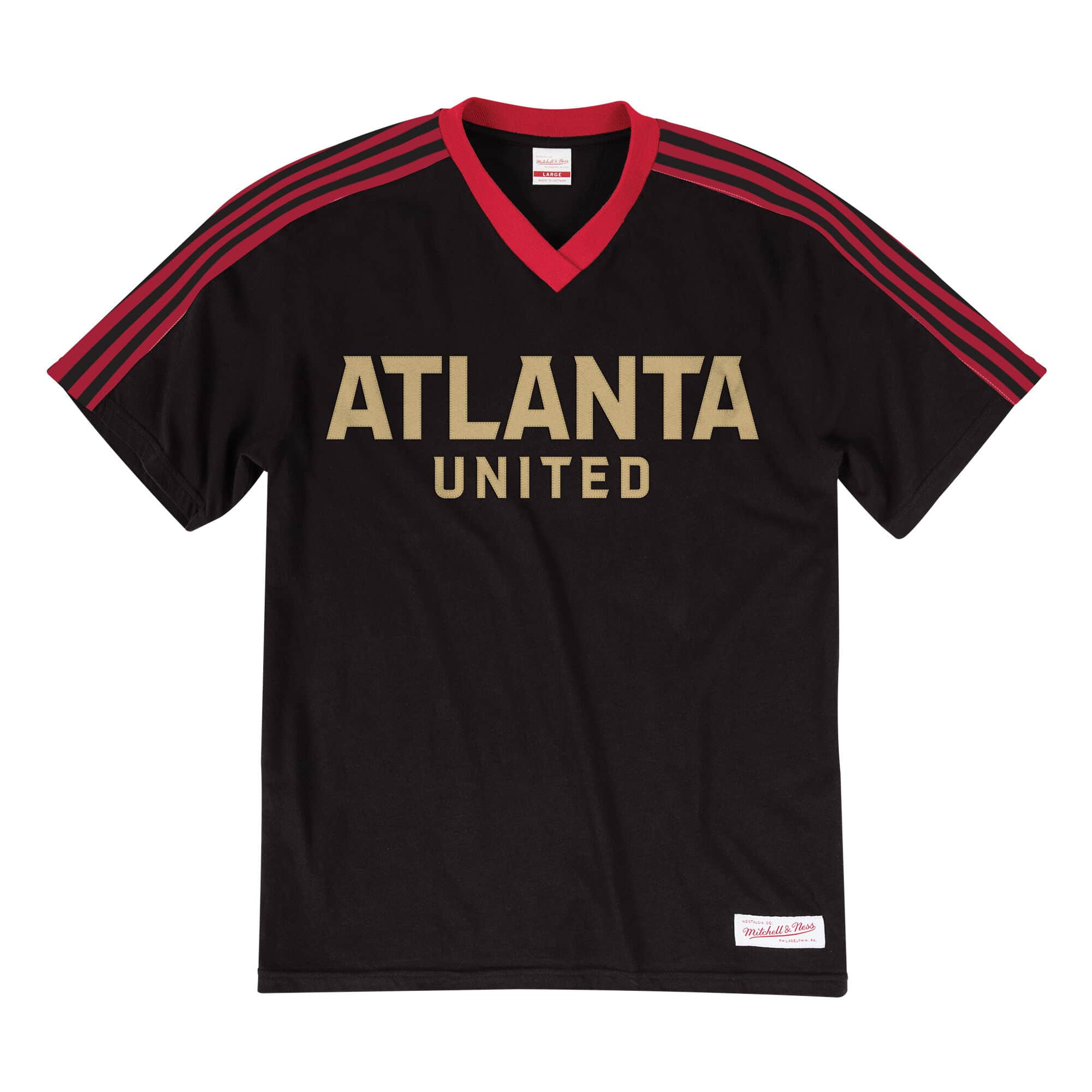 Overtime Win V-Neck Tee Atlanta United FC