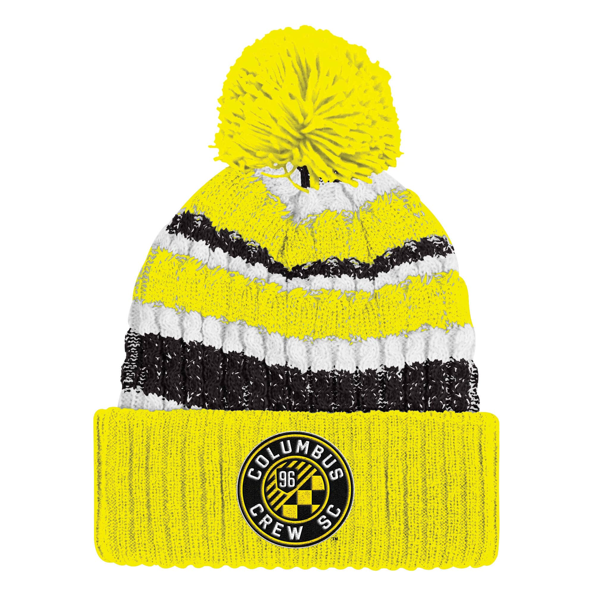 Irish Sweater Knit Columbus Crew