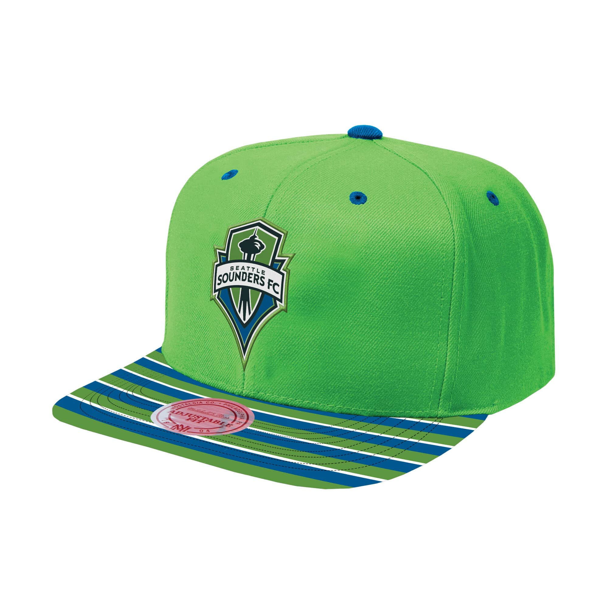 Diamond Snapback Seattle Sounders FC