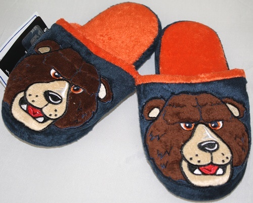 Chicago Bears NFL 2013 Youth Mascot Slide Slippers