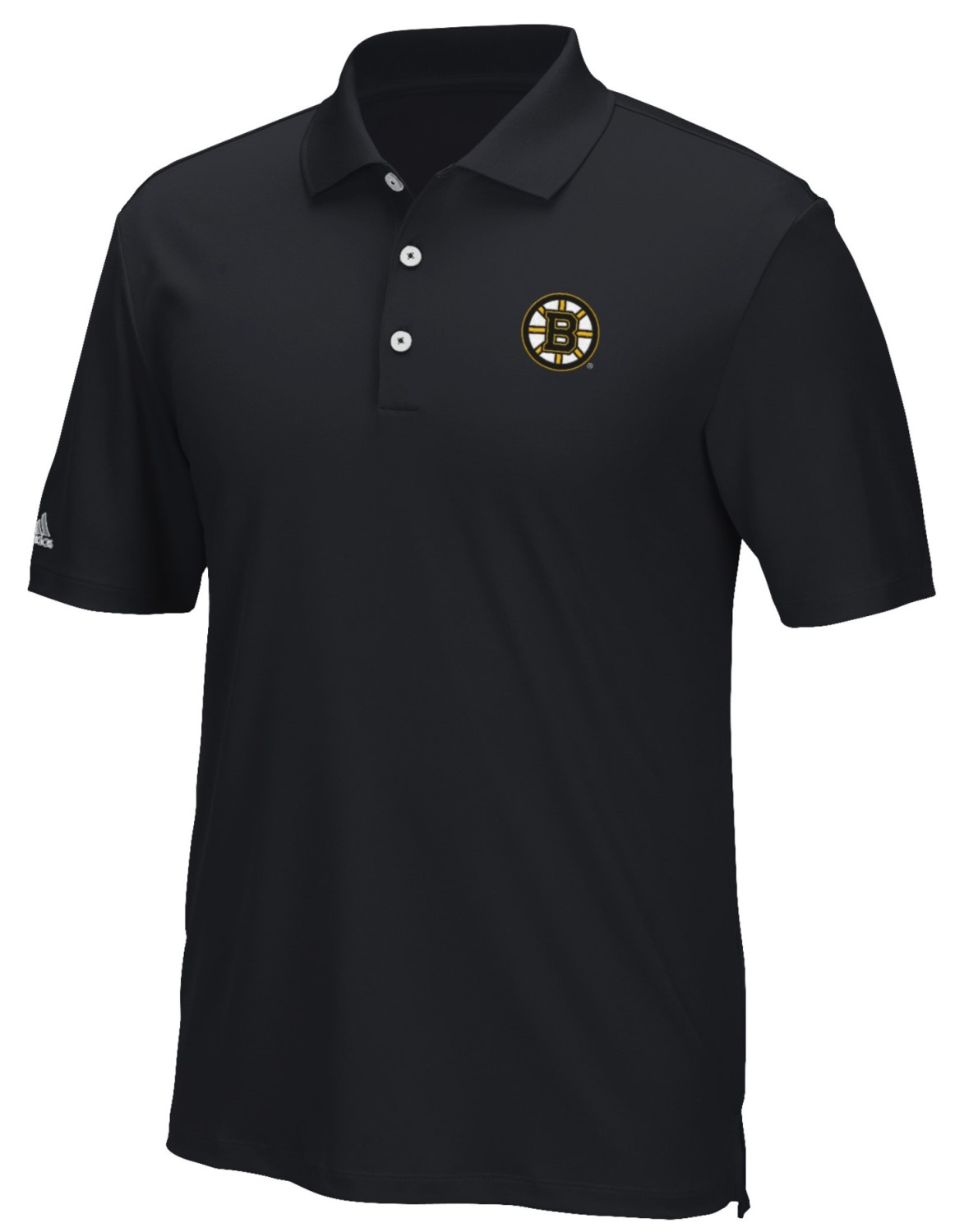 "Boston Bruins Adidas NHL Men's ""Performance"" Climacool Polo Shirt"