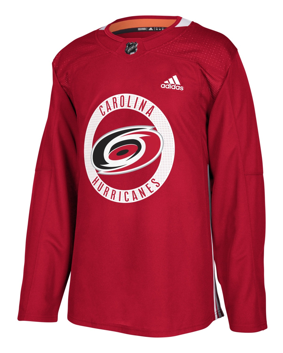 Carolina Hurricanes Adidas NHL Men's Climalite Authentic Practice Jersey