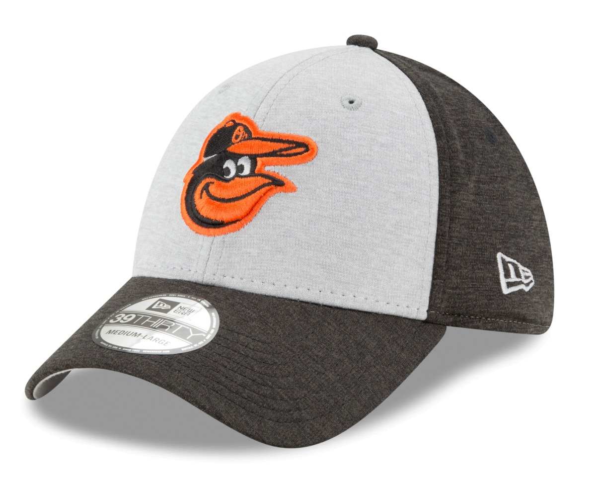 "Baltimore Orioles New Era MLB 39THIRTY ""Shaded Classic"" Flex Fit Hat"