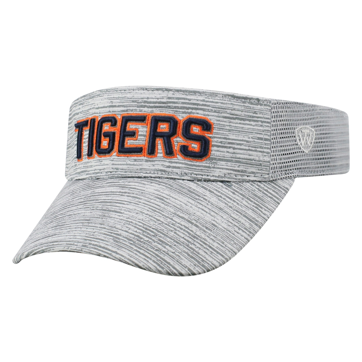 "Auburn Tigers NCAA Top of the World ""Ballholla"" Mesh Back Visor"