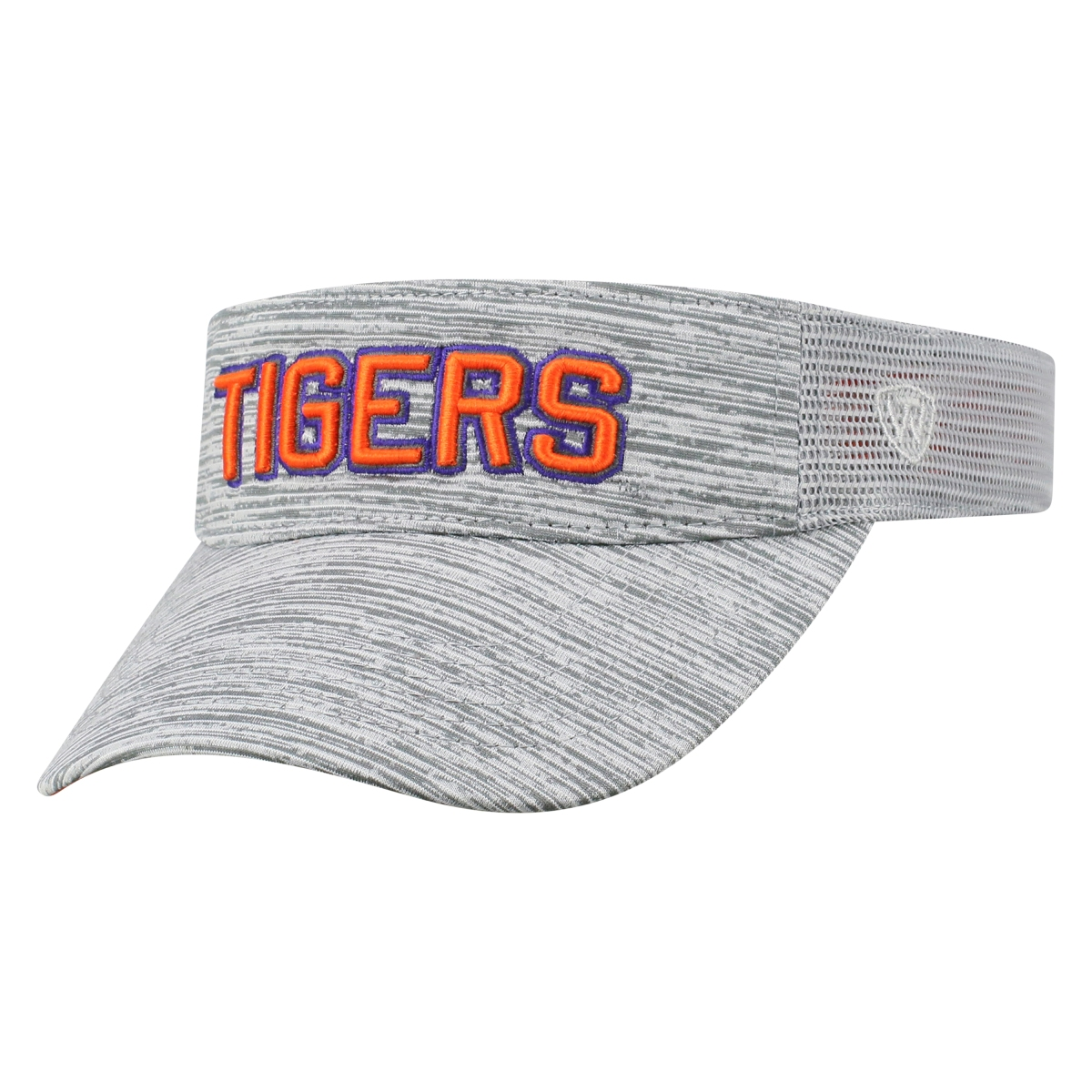 "Clemson Tigers NCAA Top of the World ""Ballholla"" Mesh Back Visor"