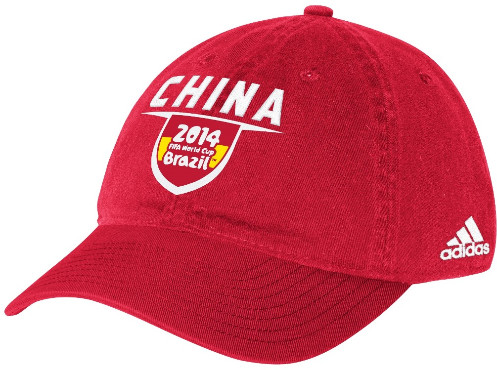 China Adidas 2014 FIFA World Cup Adjustable Slouch Hat