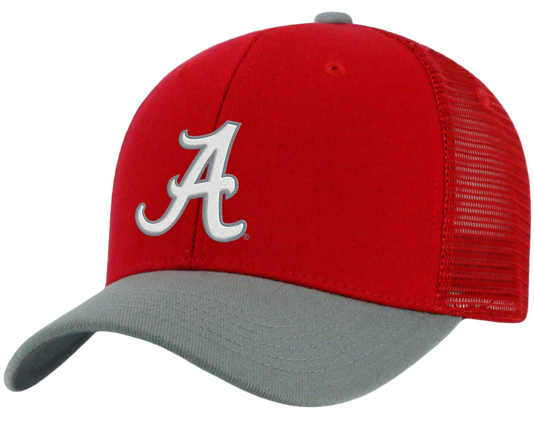 "Alabama Crimson Tide NCAA Top of the World ""Series"" Adjustable Mesh Back Hat"