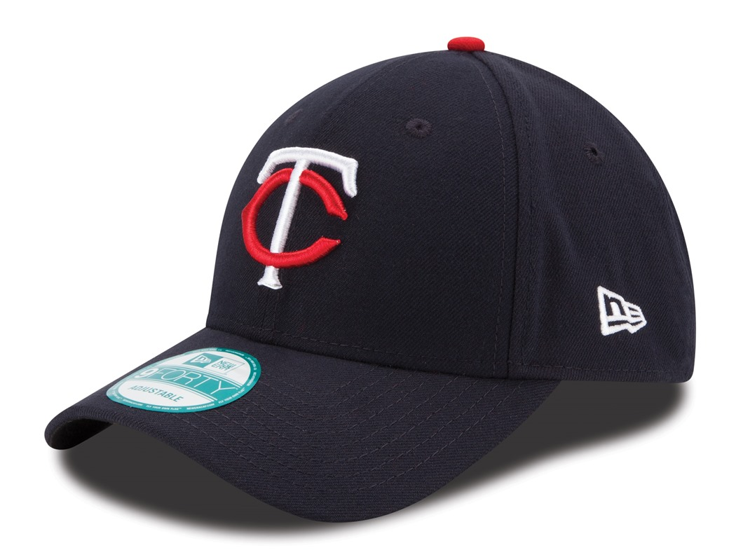 Minnesota Twins New Era 9Forty Pinch Hitter Home Adjustable Hat